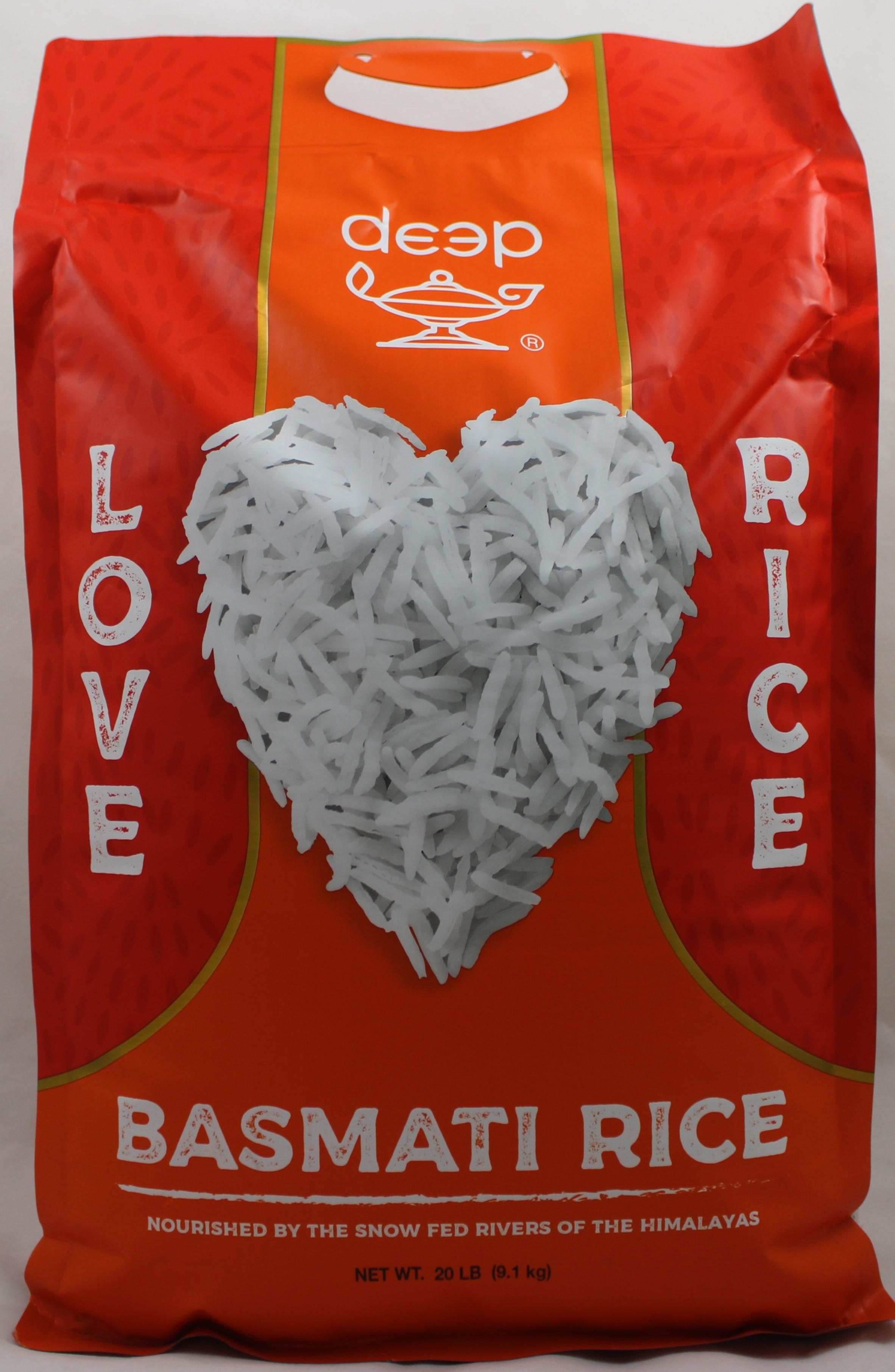 Basmati Rice 20 LB