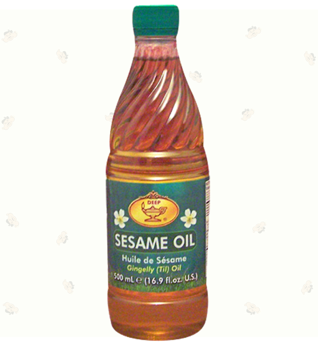 Sesame Oil 16.9oz