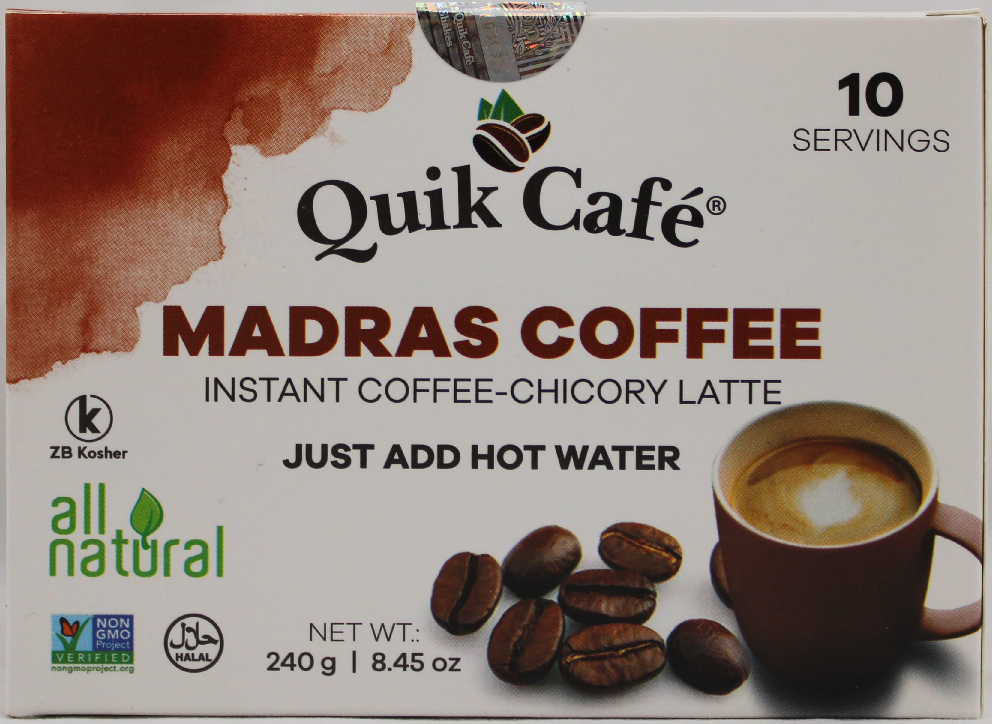 Madras Coffee 8.5oz