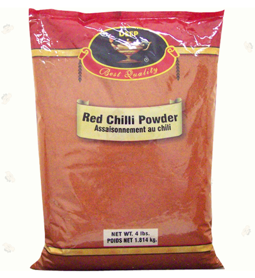 Red Chilli Powder 4 lbs