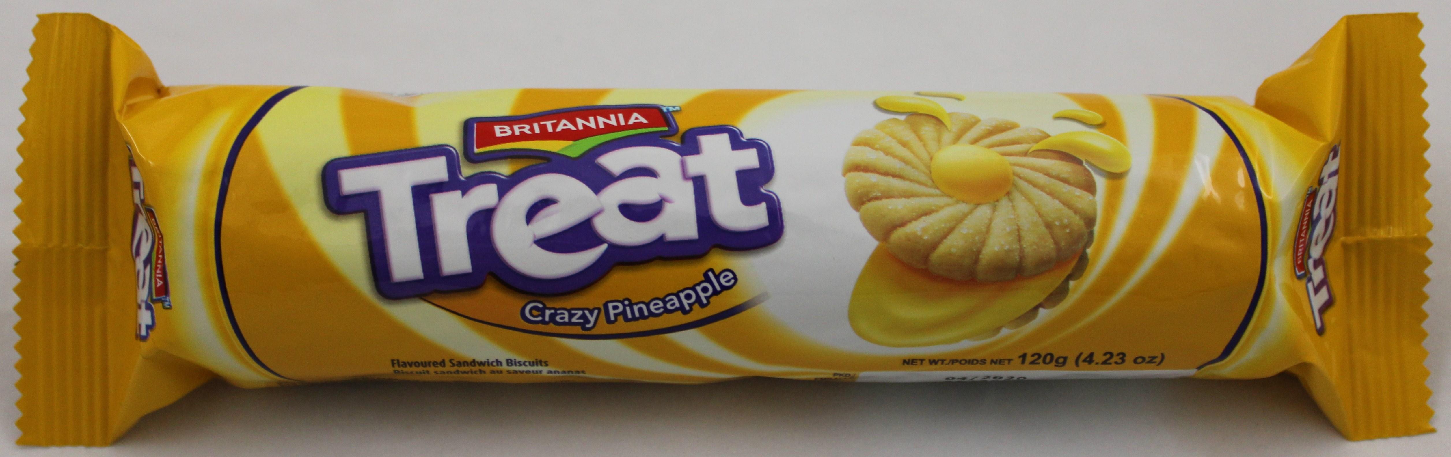 Treat Pineapple 4.23Oz