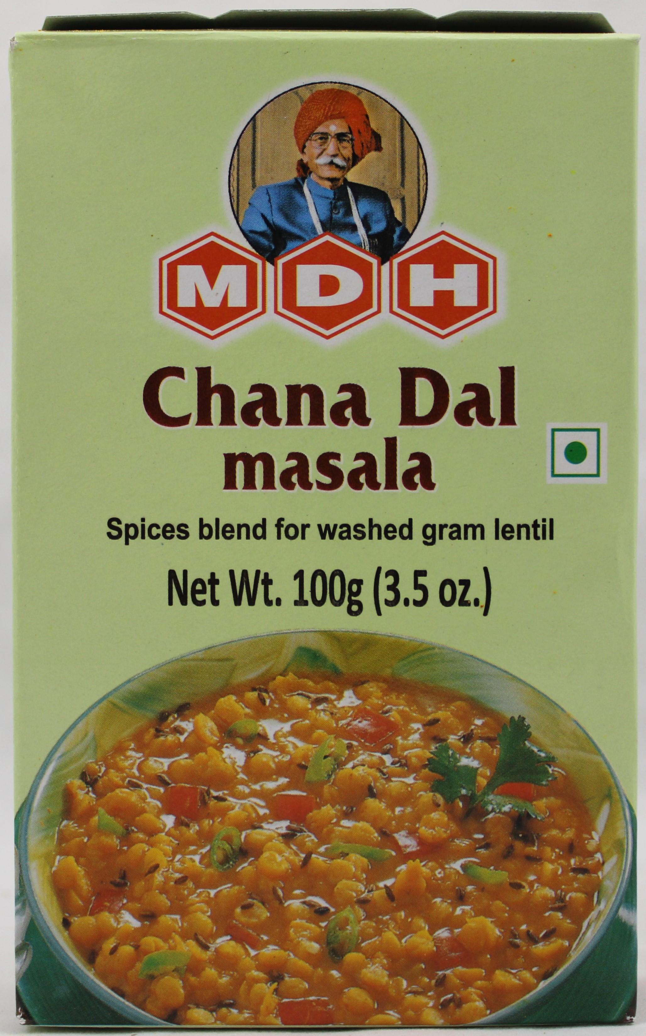 Chana Dal Masala 3.5oz