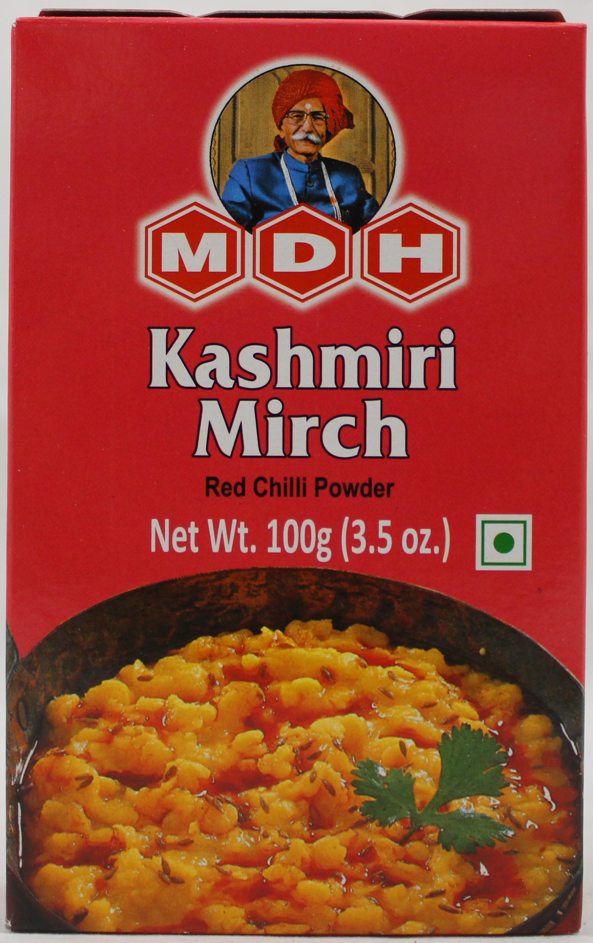 Kashmiri mirch Masala 3.5oz