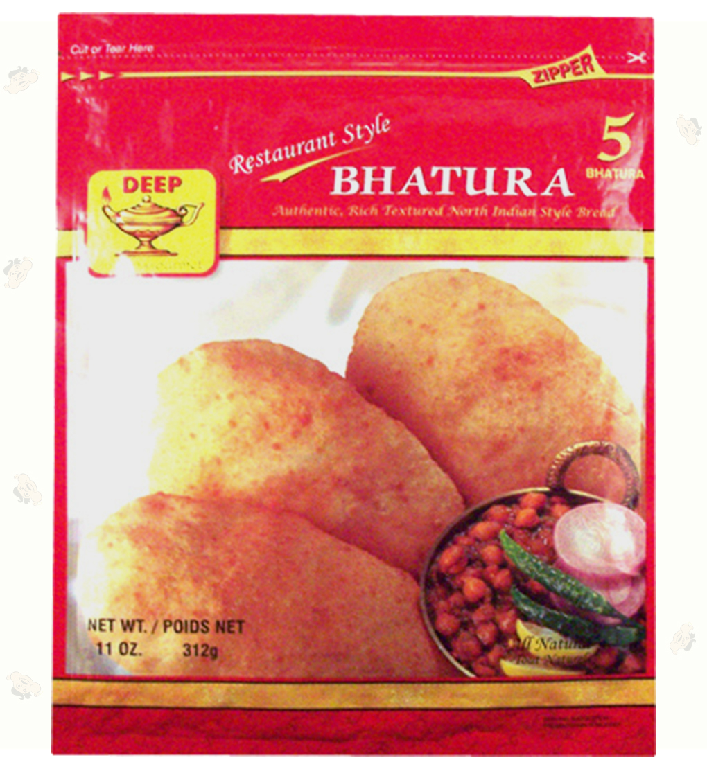 Indian Grocery - Bhatura 5p-11oz