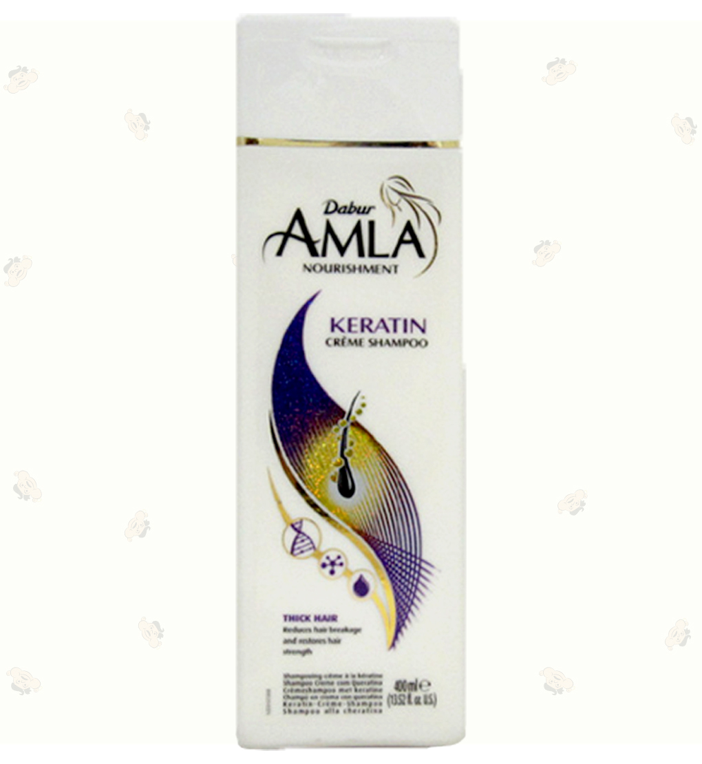 Amla Keratin Shampoo 14oz