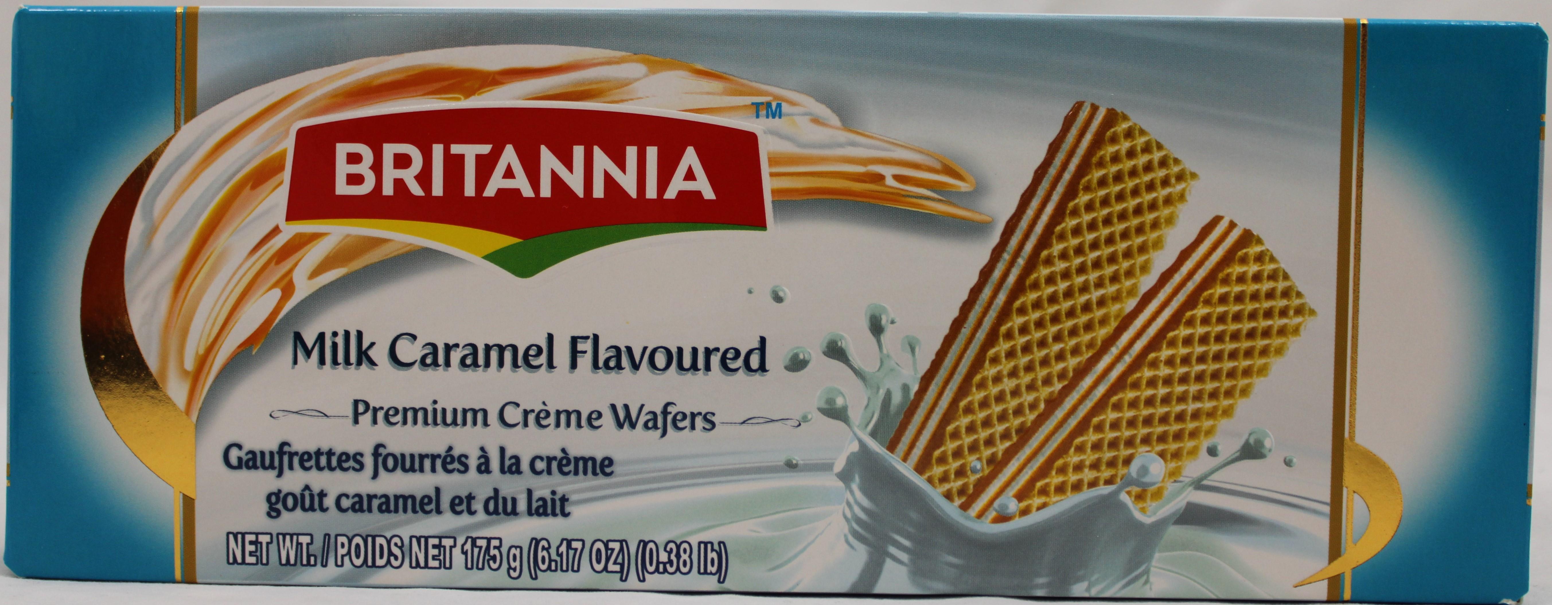 Wafer Milk Caramel 6.2oz.