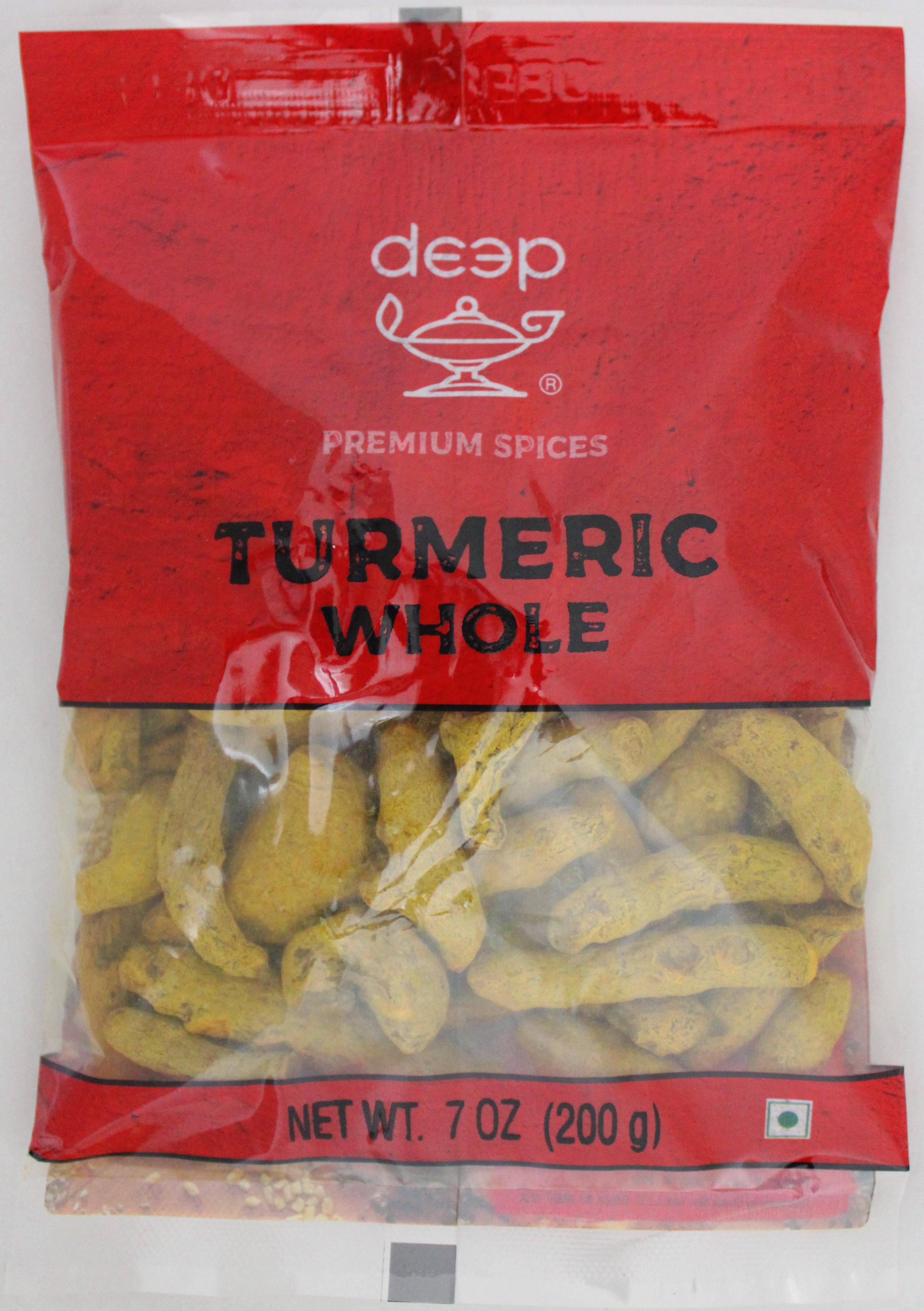 Whole Turmeric 7 Oz