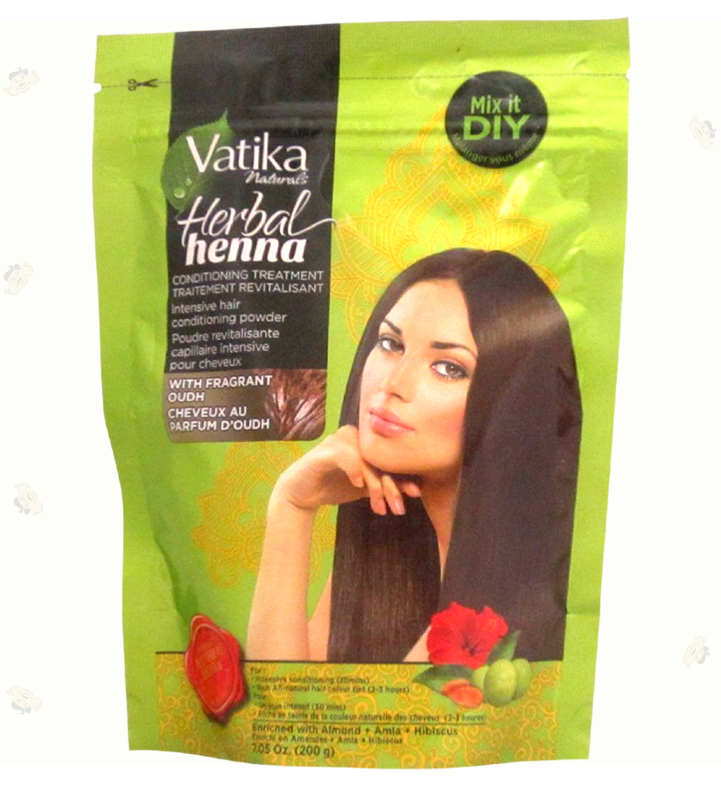 Vatika Heenna Oudh 7.05 oz