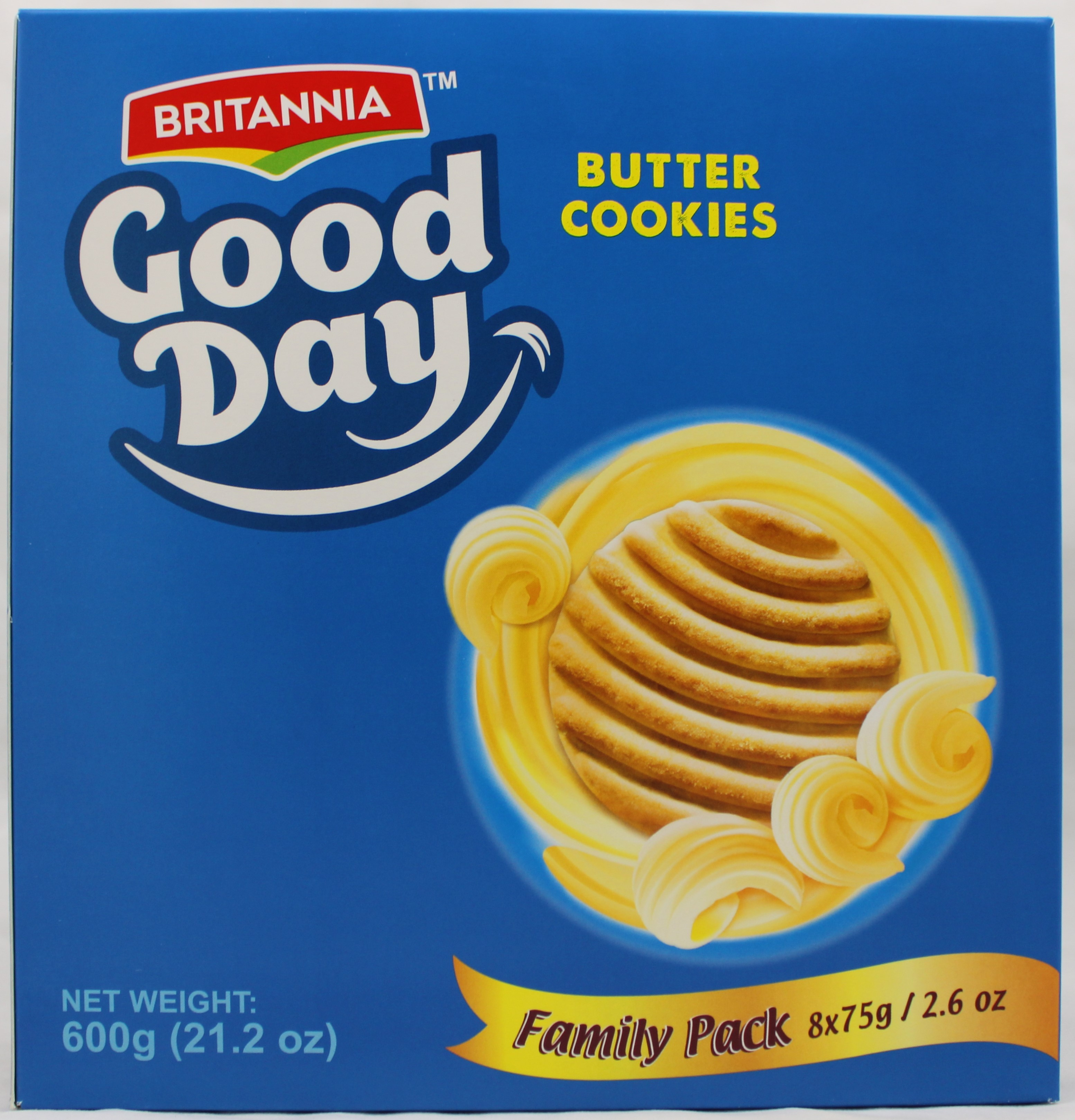Goodday Butter FP (2.6ozX8)X 6