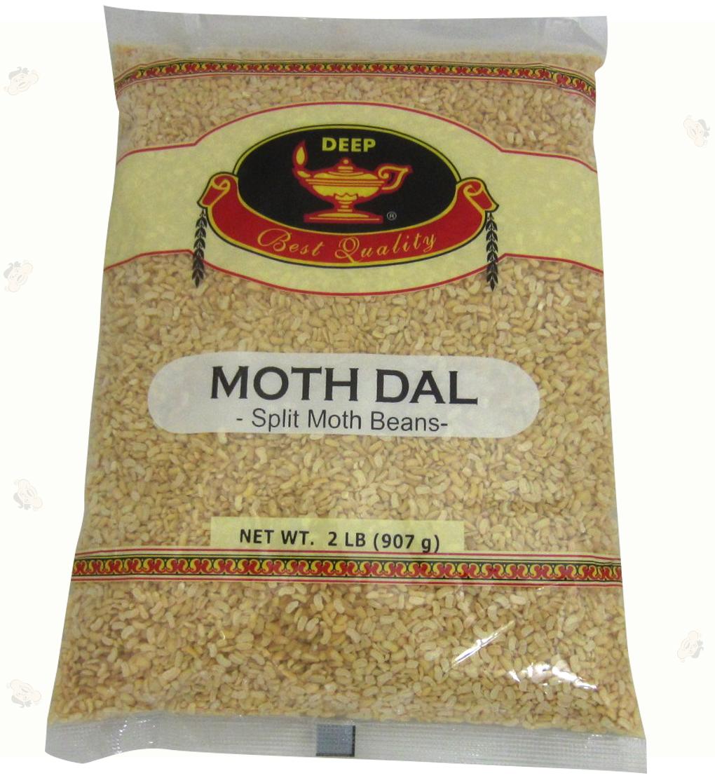 Moth Dal 2Lb