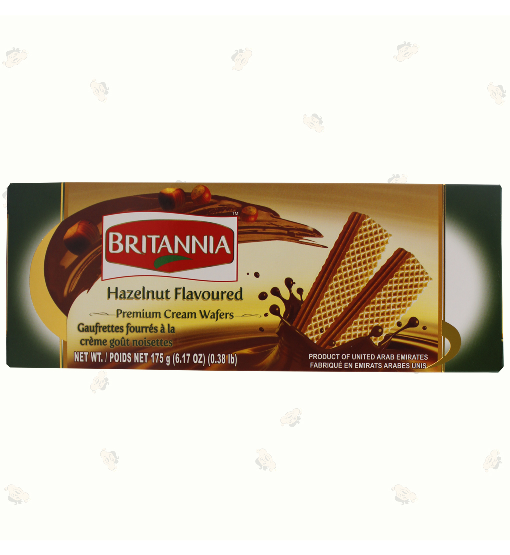 Wafer Hazelnut 6.2oz