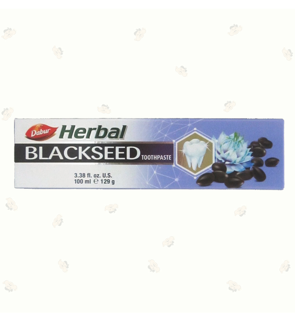Herbal BlackSeed ToothPaste3.38Floz