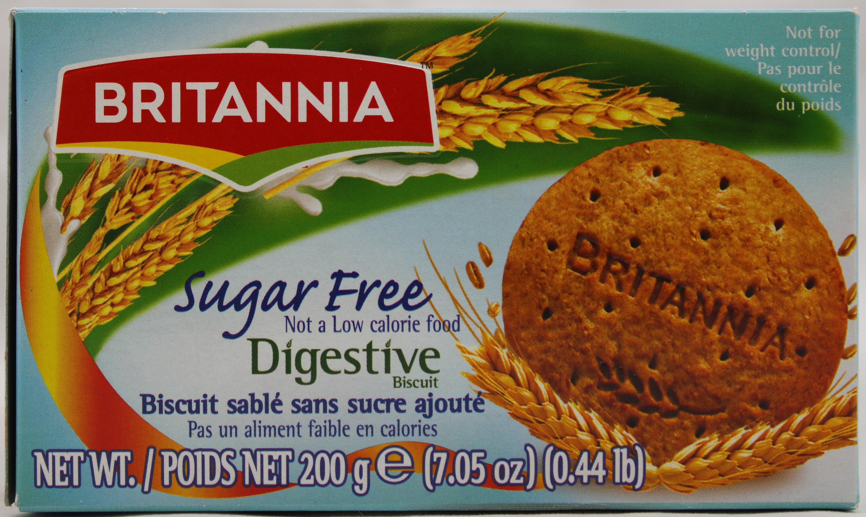 Digestive Sugar Free 7oz.