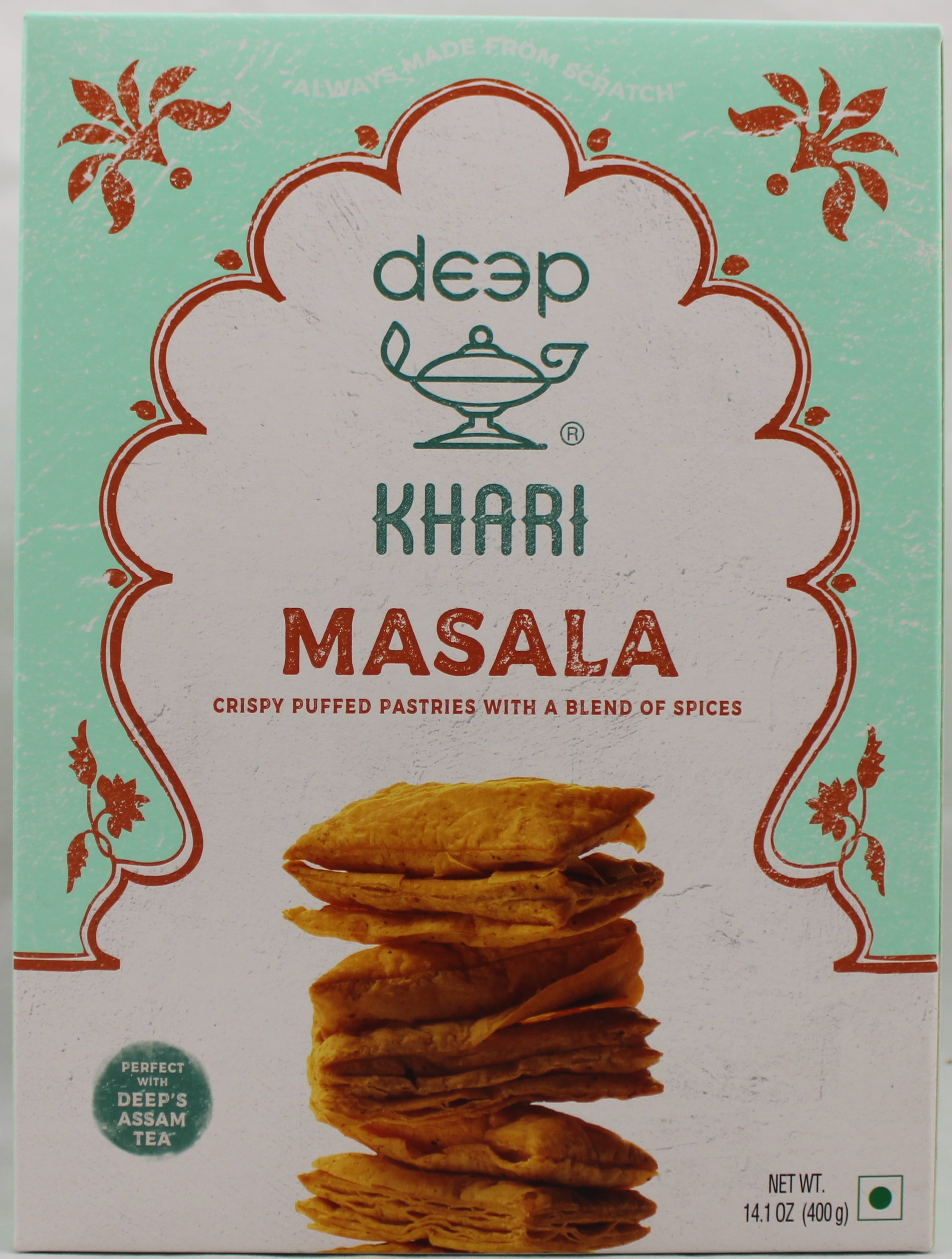 Indian Grocery - Masala Khari 14.1oz