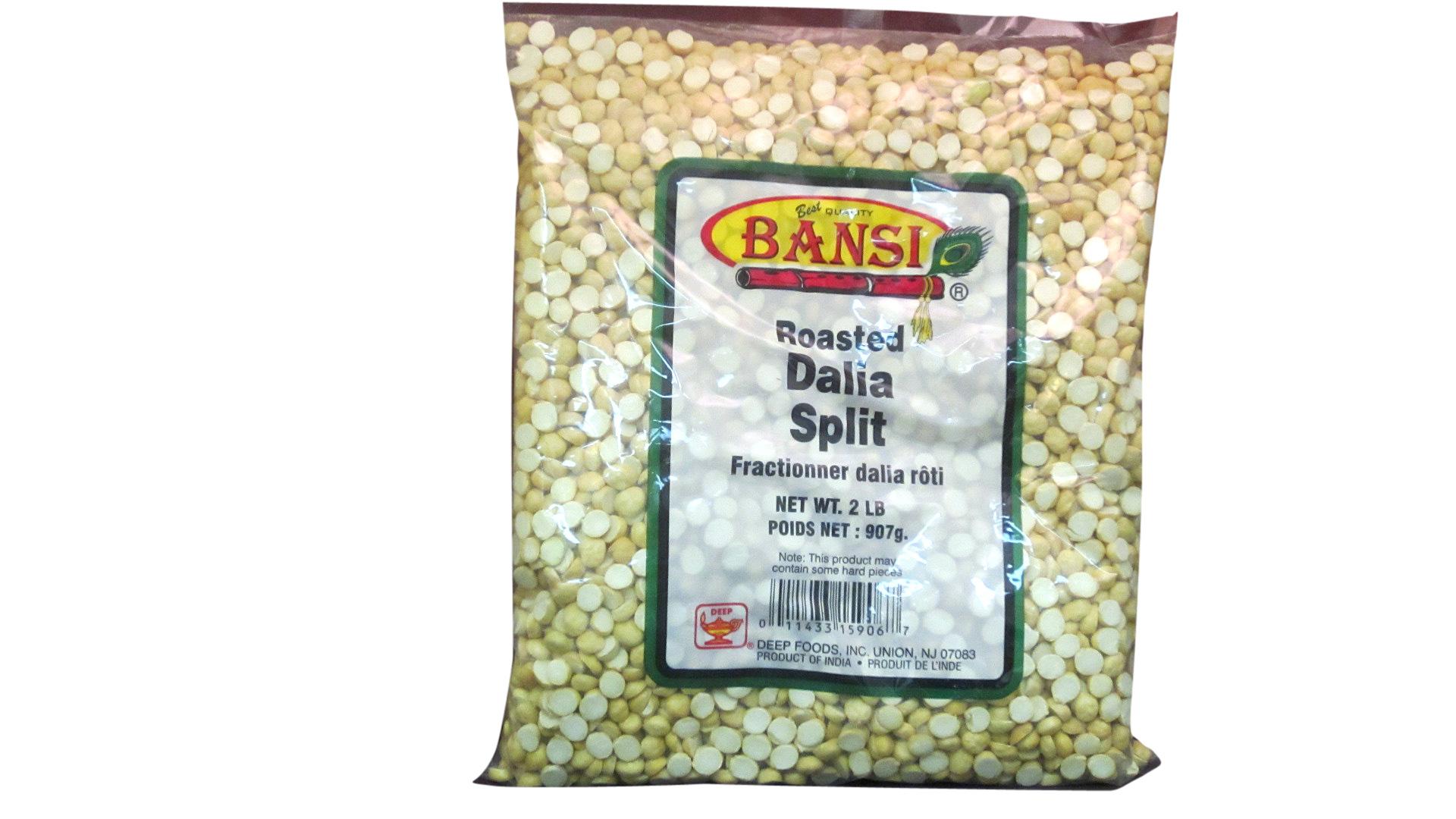 Roasted Dalia Split  2 lb