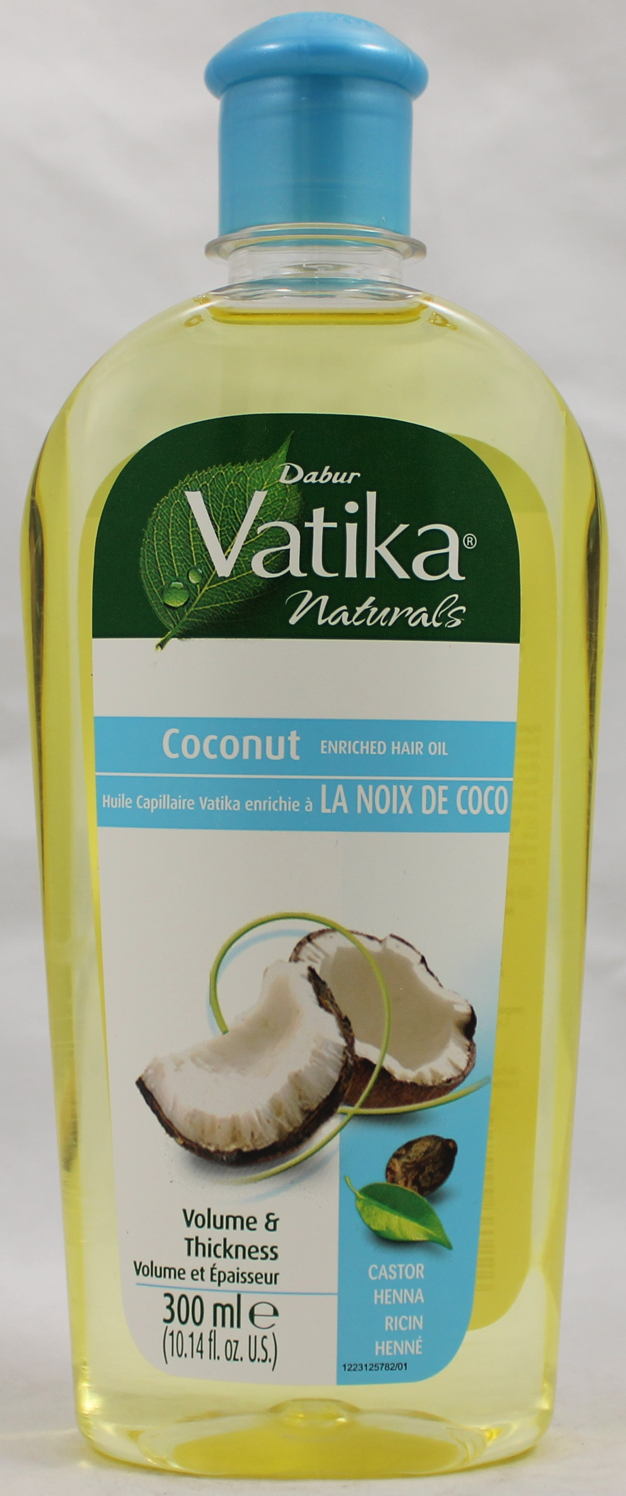 Vatika Coconut HO 10.5oz