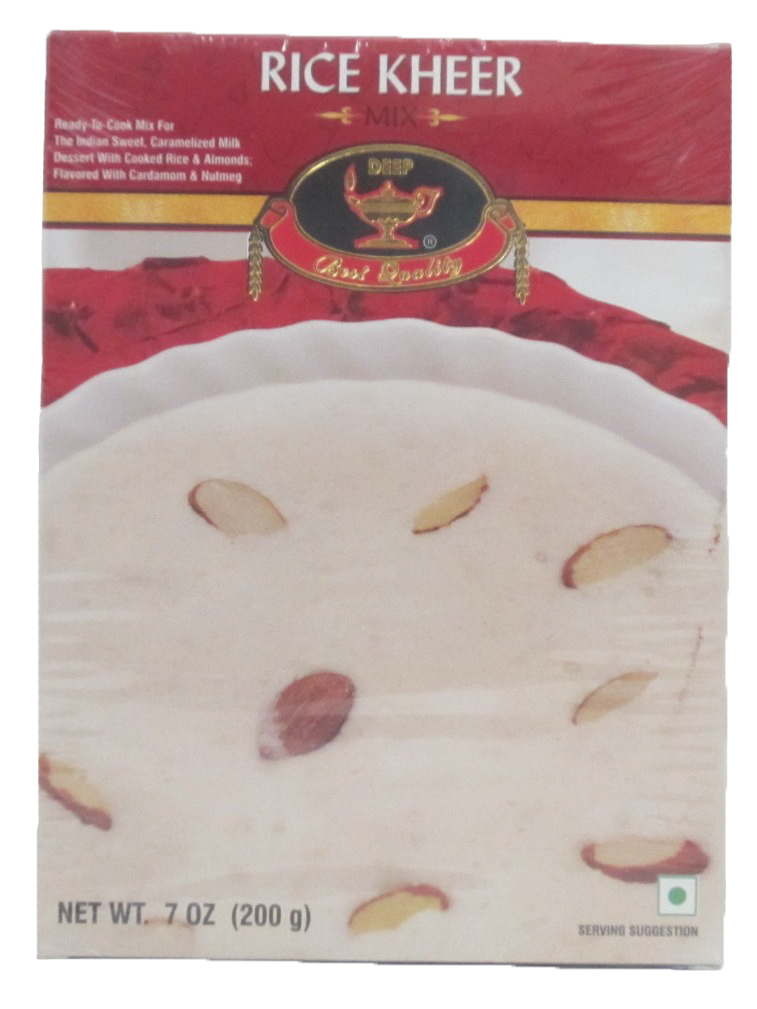 Indian Grocery - Rice Kheer Mix 7oz