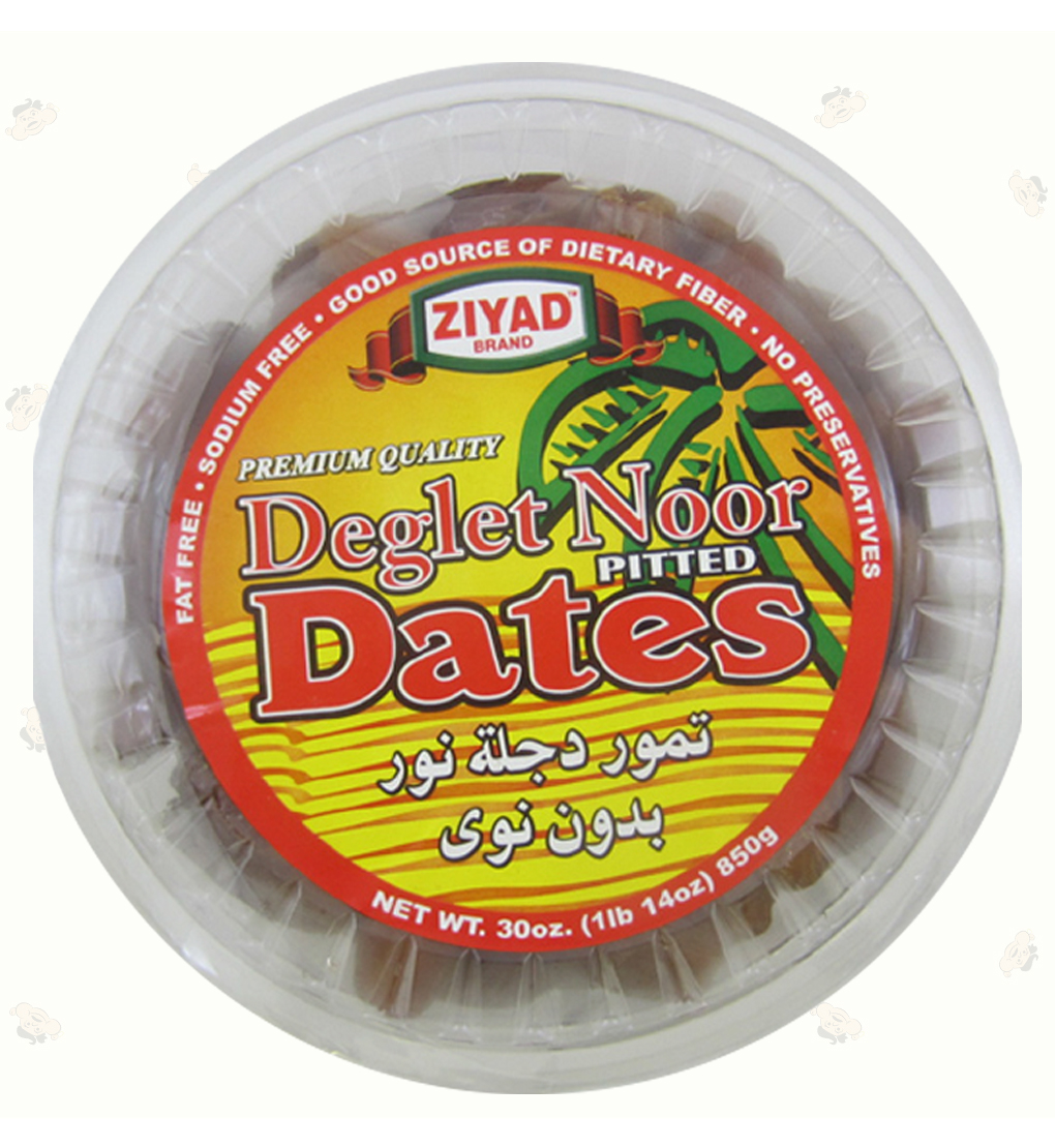 Deglet Noor Pitted Dates 30oz
