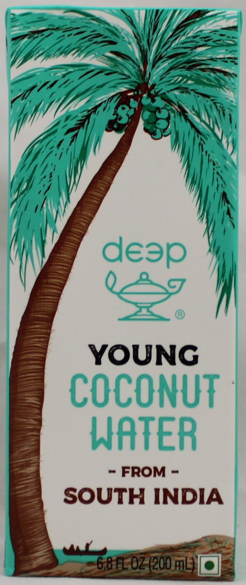 Coconut Water 7floz