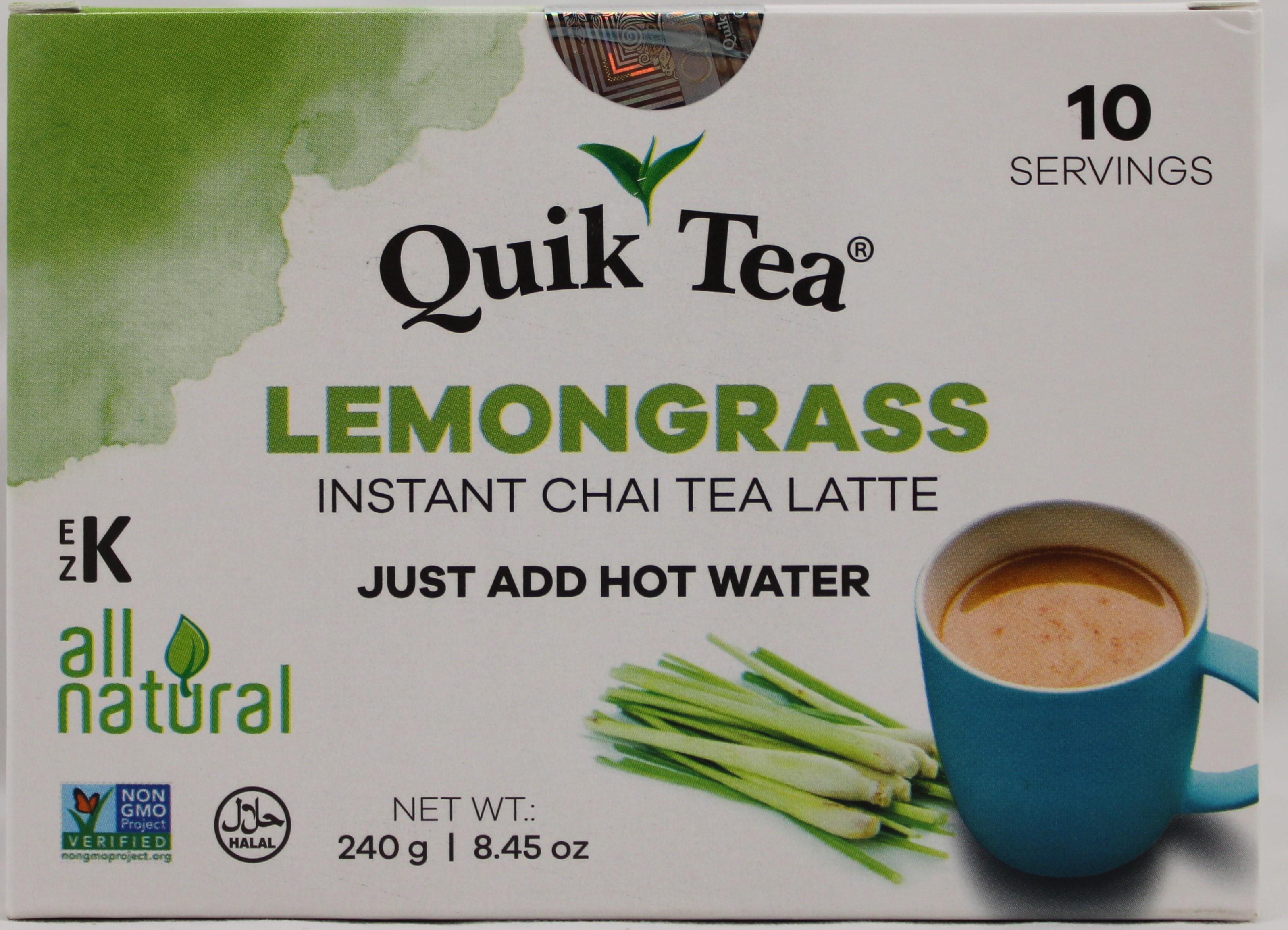 Lemongras Chai 8.5oz