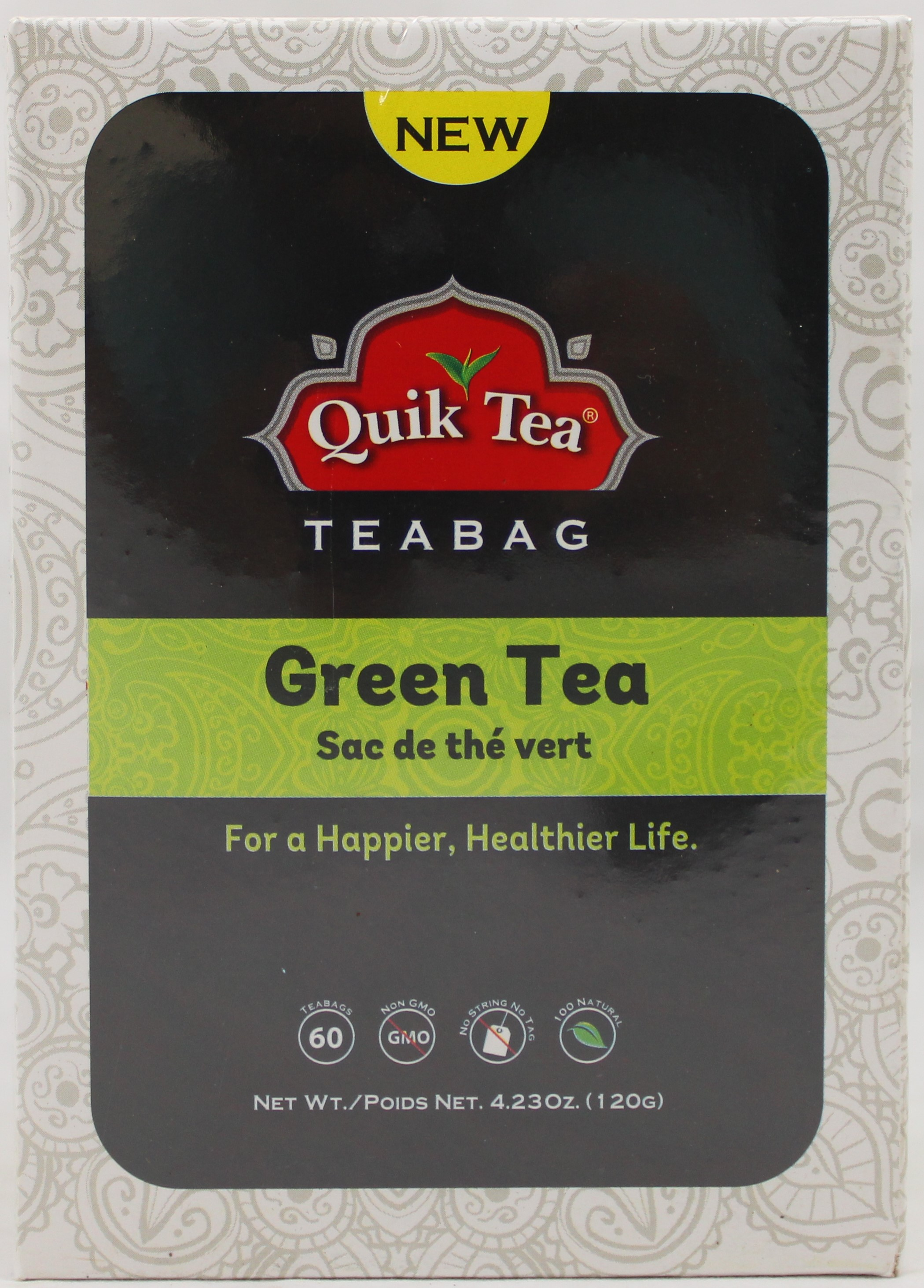 Green Tea Bag 4.23 oz