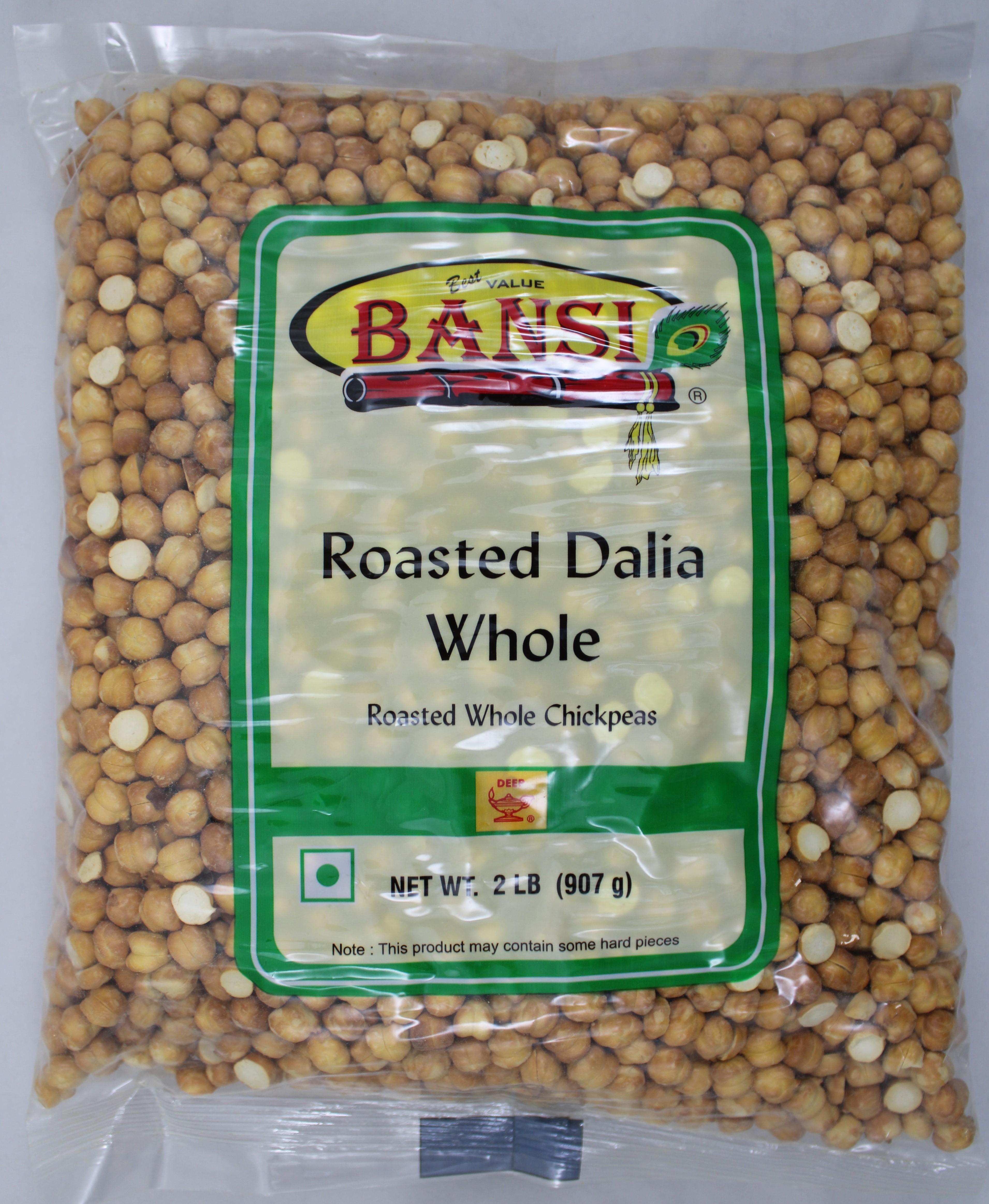 Roasted Dalia Whole 2Lb