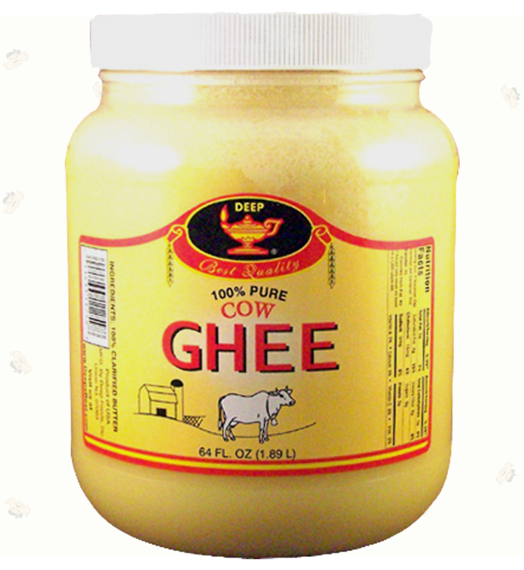 Indian Grocery - Makhan Ghee 64 oz.