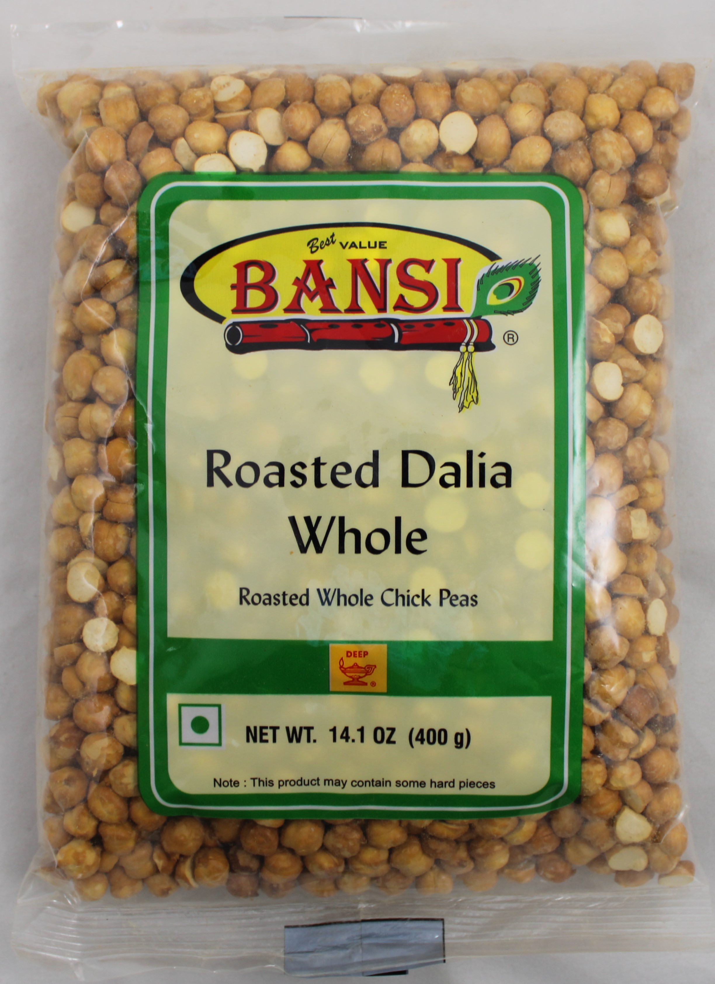 Roasted Dalia Whole 14.1oz.