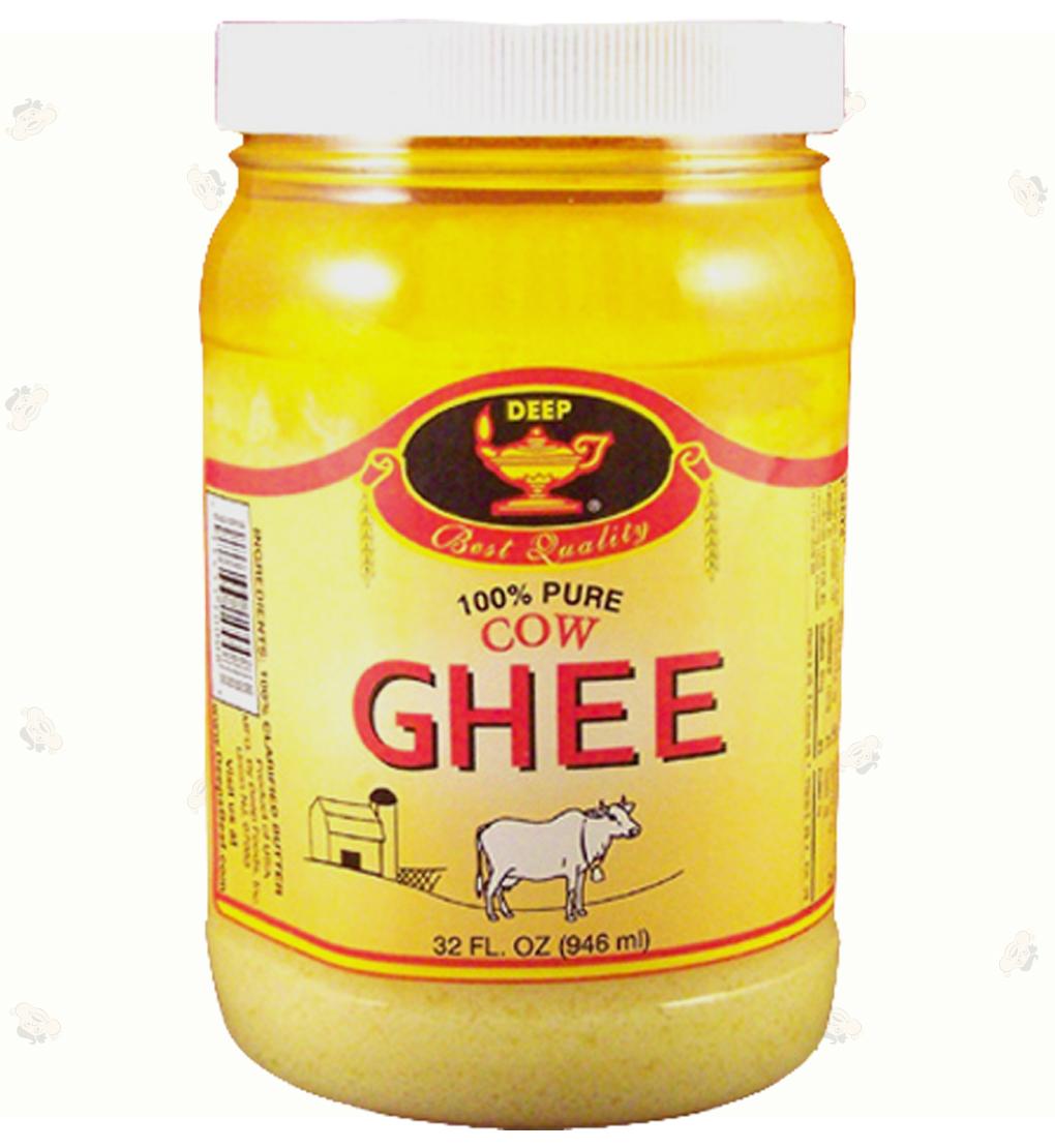 Indian Grocery - Makhan Ghee 32 oz.