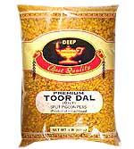 Toor Dal Oily 4lb