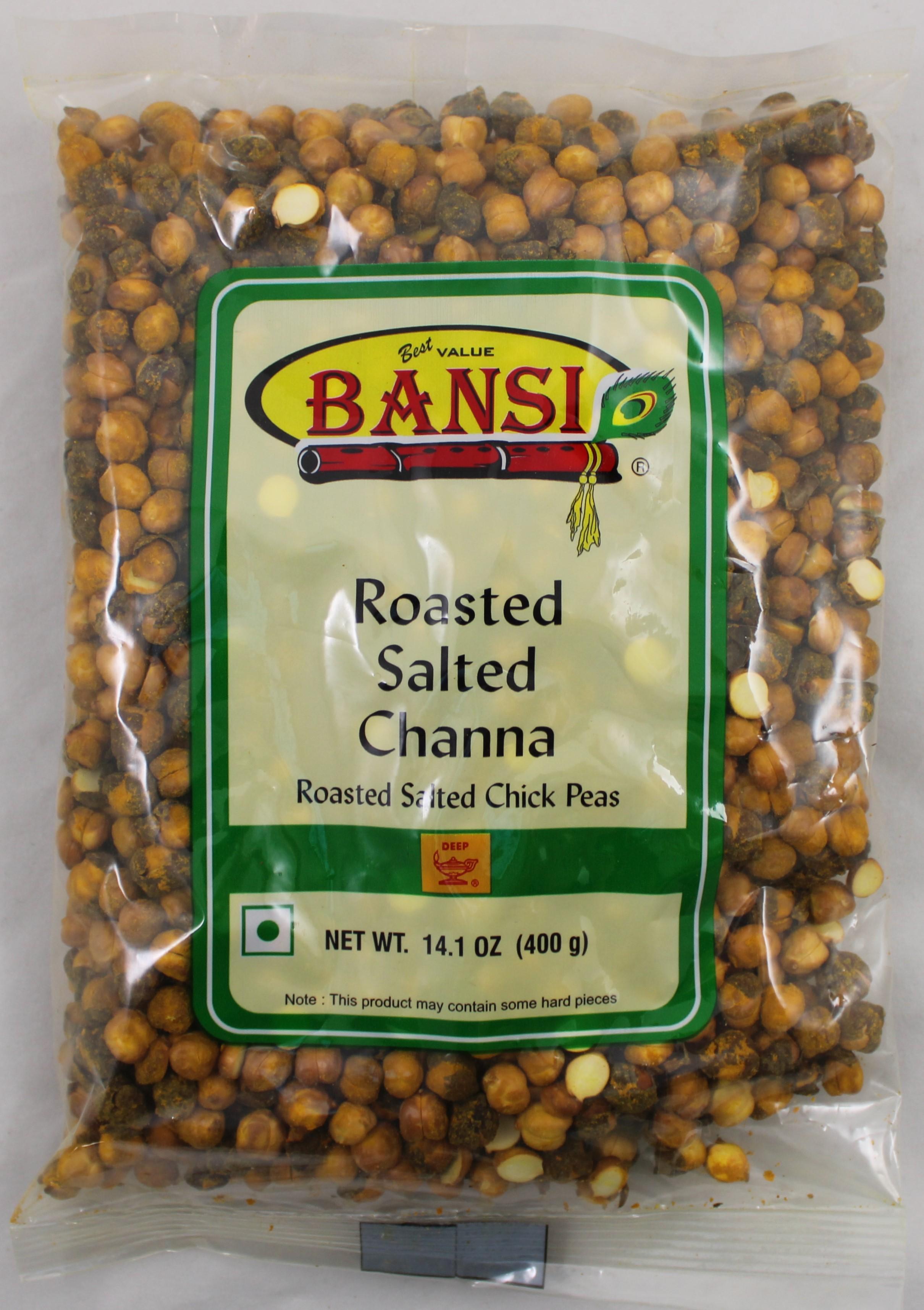 Roasted Salted Chana 14.1 oz.