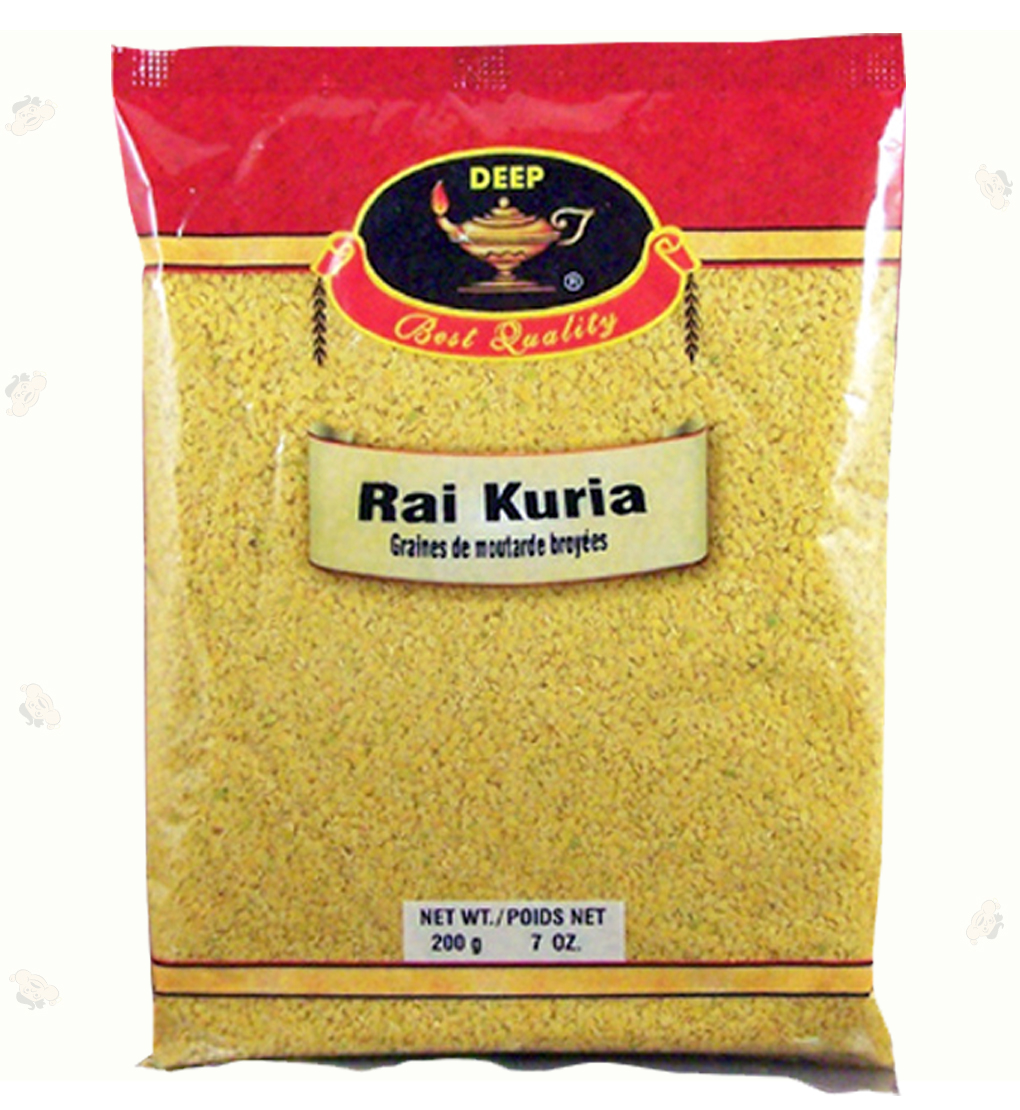 Indian Grocery - Rai Kuria 7 oz.
