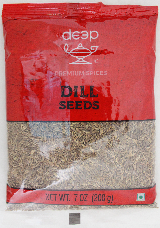 Dill Seeds 7oz.