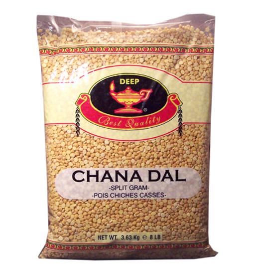 Deep Chana Dal 8lb