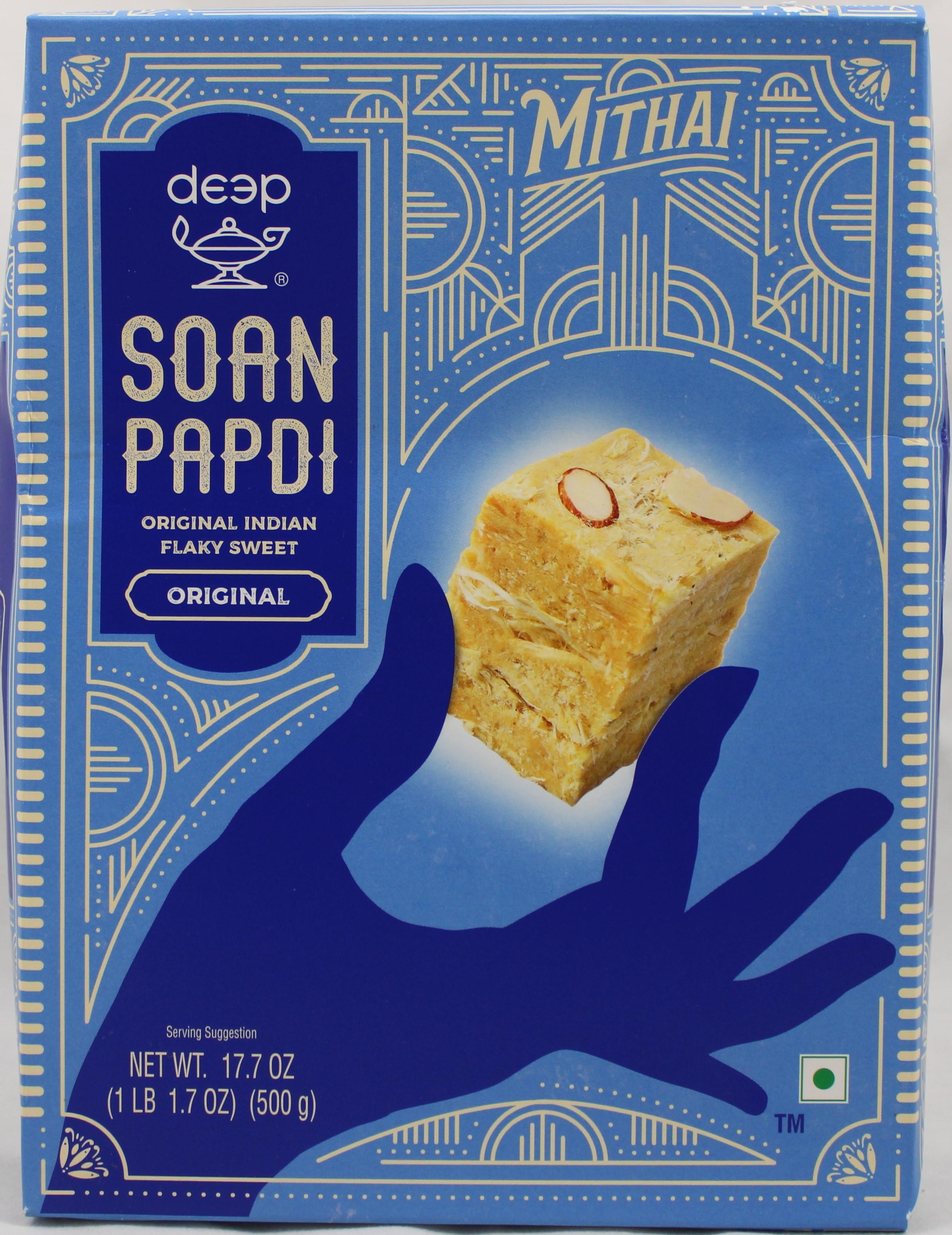 Soan Papdi - Original 17.7 Oz
