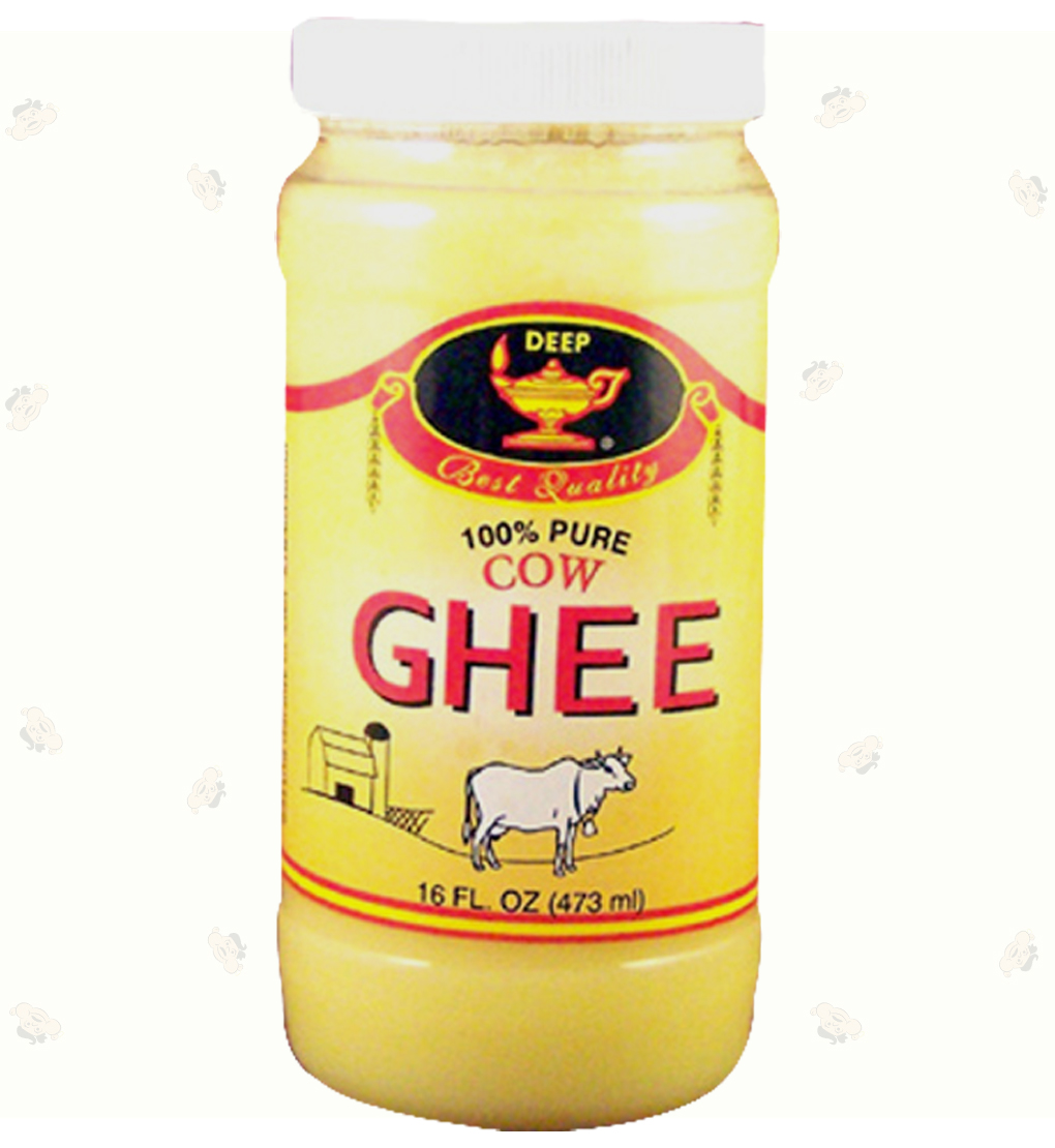 Indian Grocery - Makhan Ghee 15 oz.