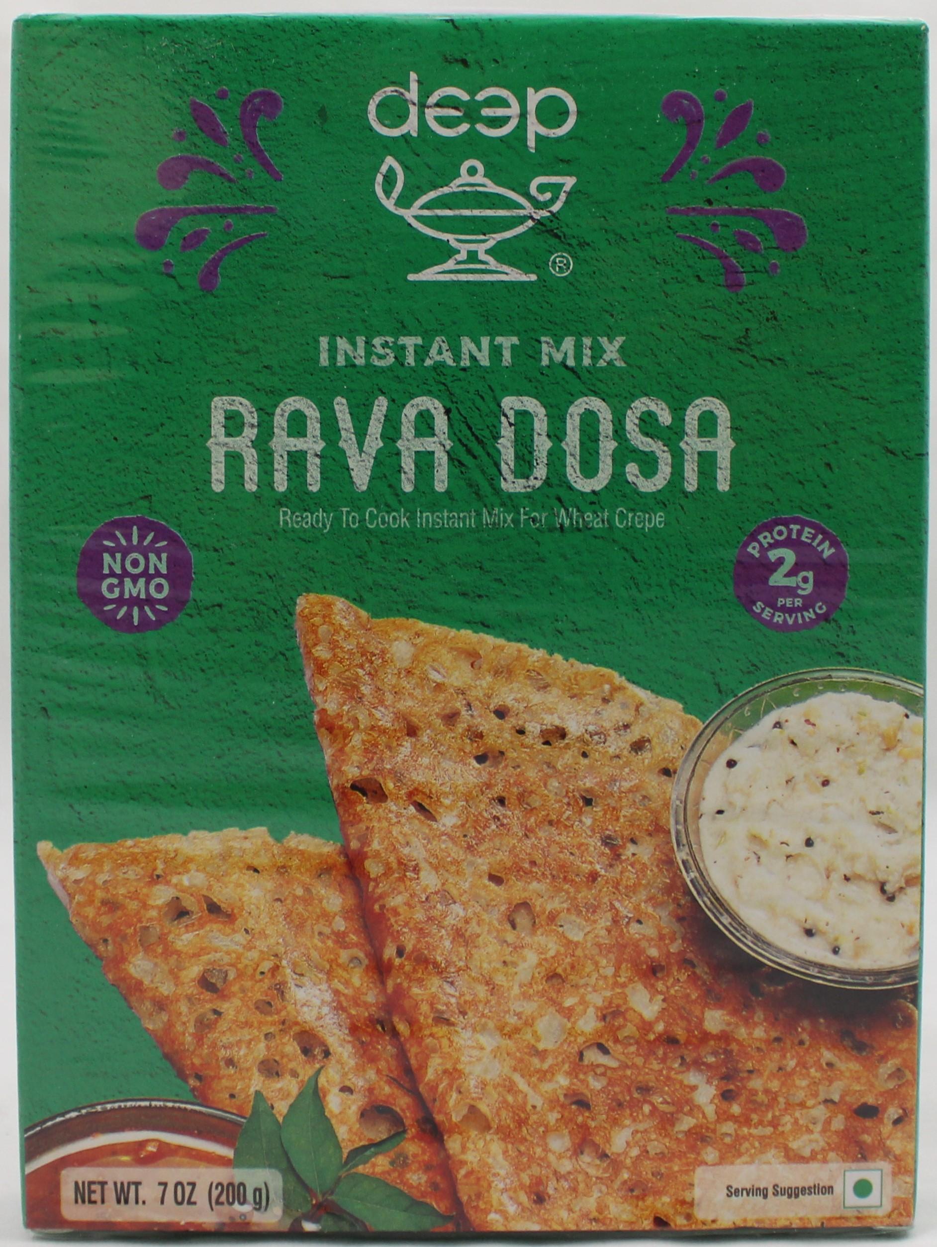 Rava Dosa Mix 7 oz.