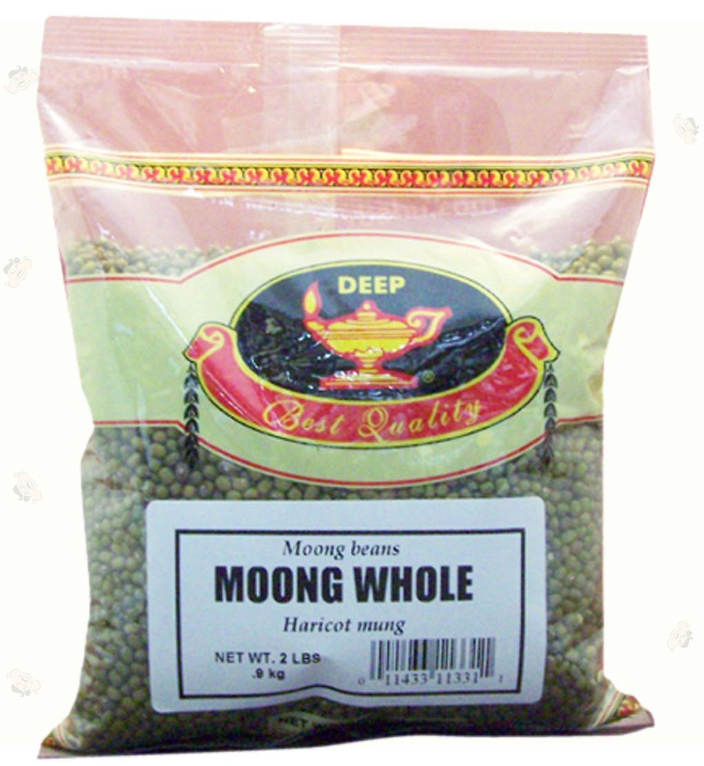 Moong Whole 2lb