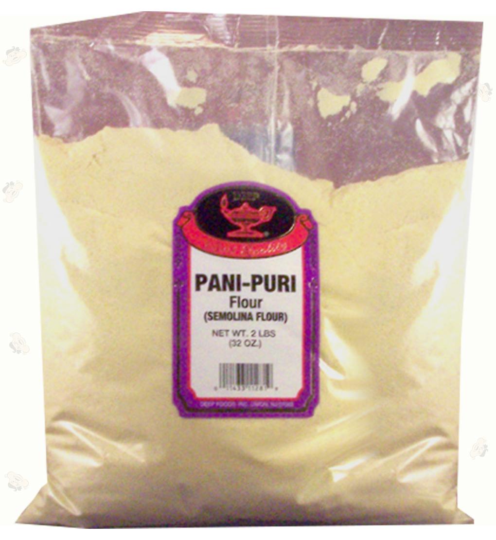 Pani-puri (Semolina) flour 2 lbs