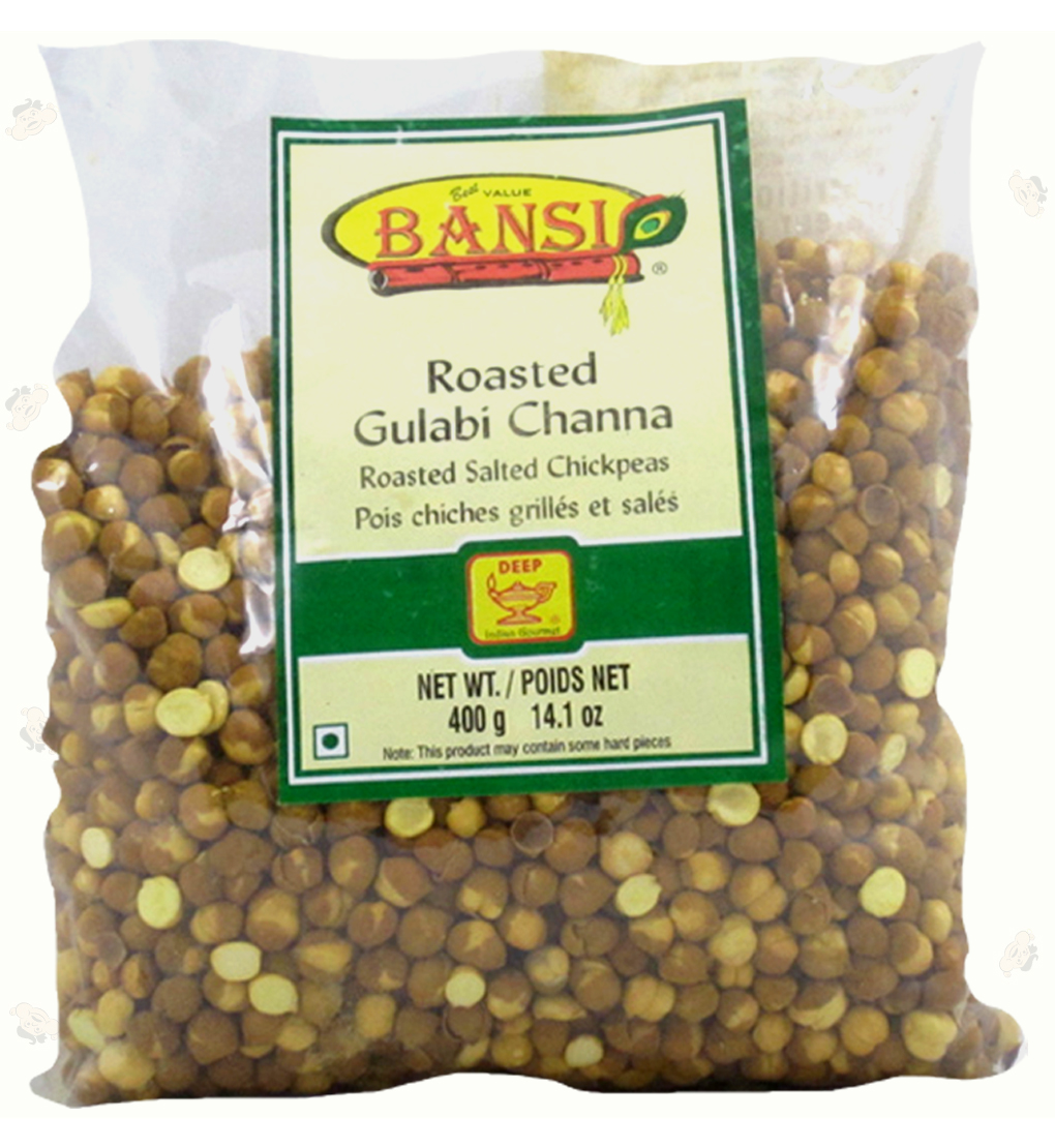 Roasted Gulabi Channa 14oz
