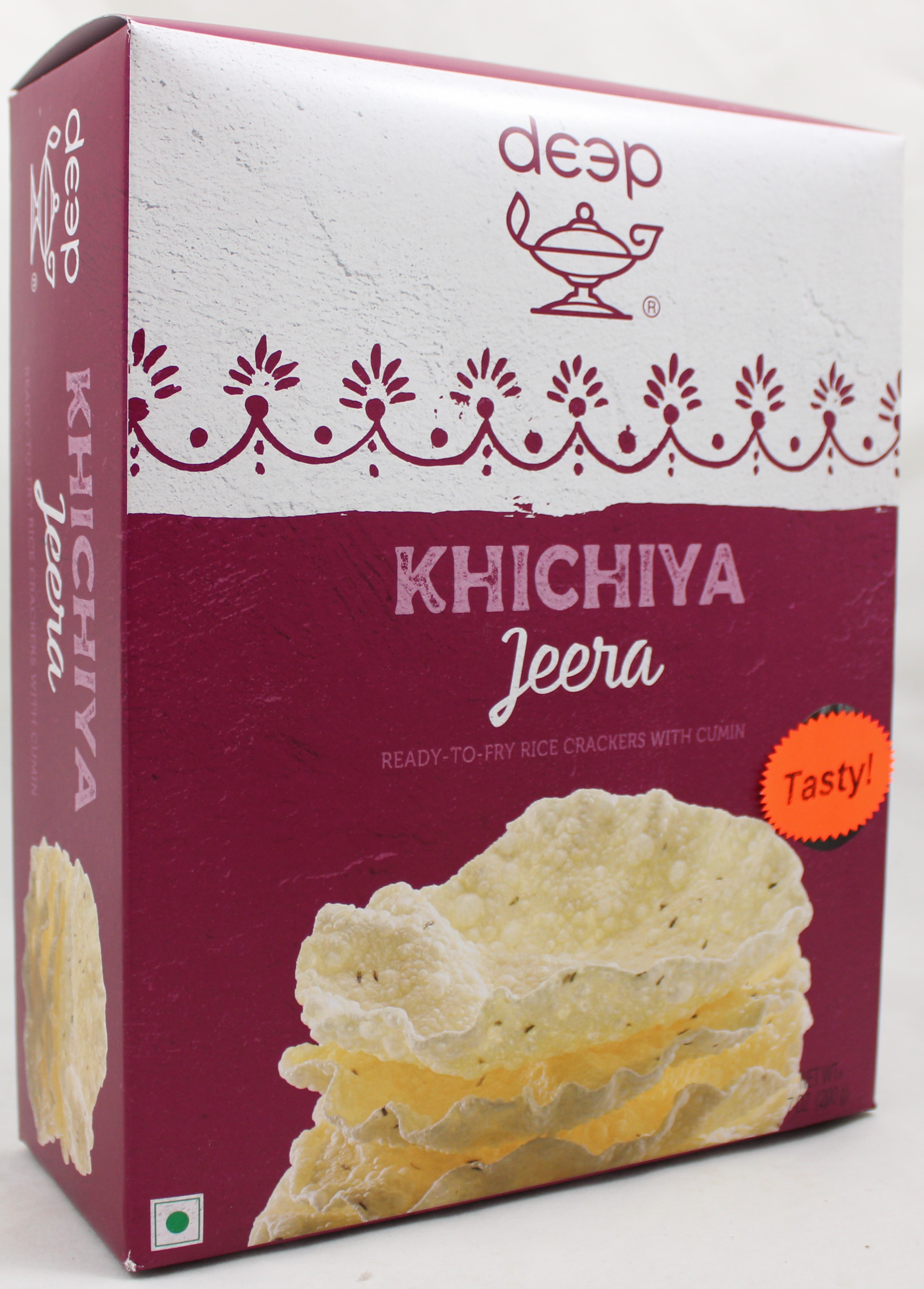 Jeera Khichiya 7oz