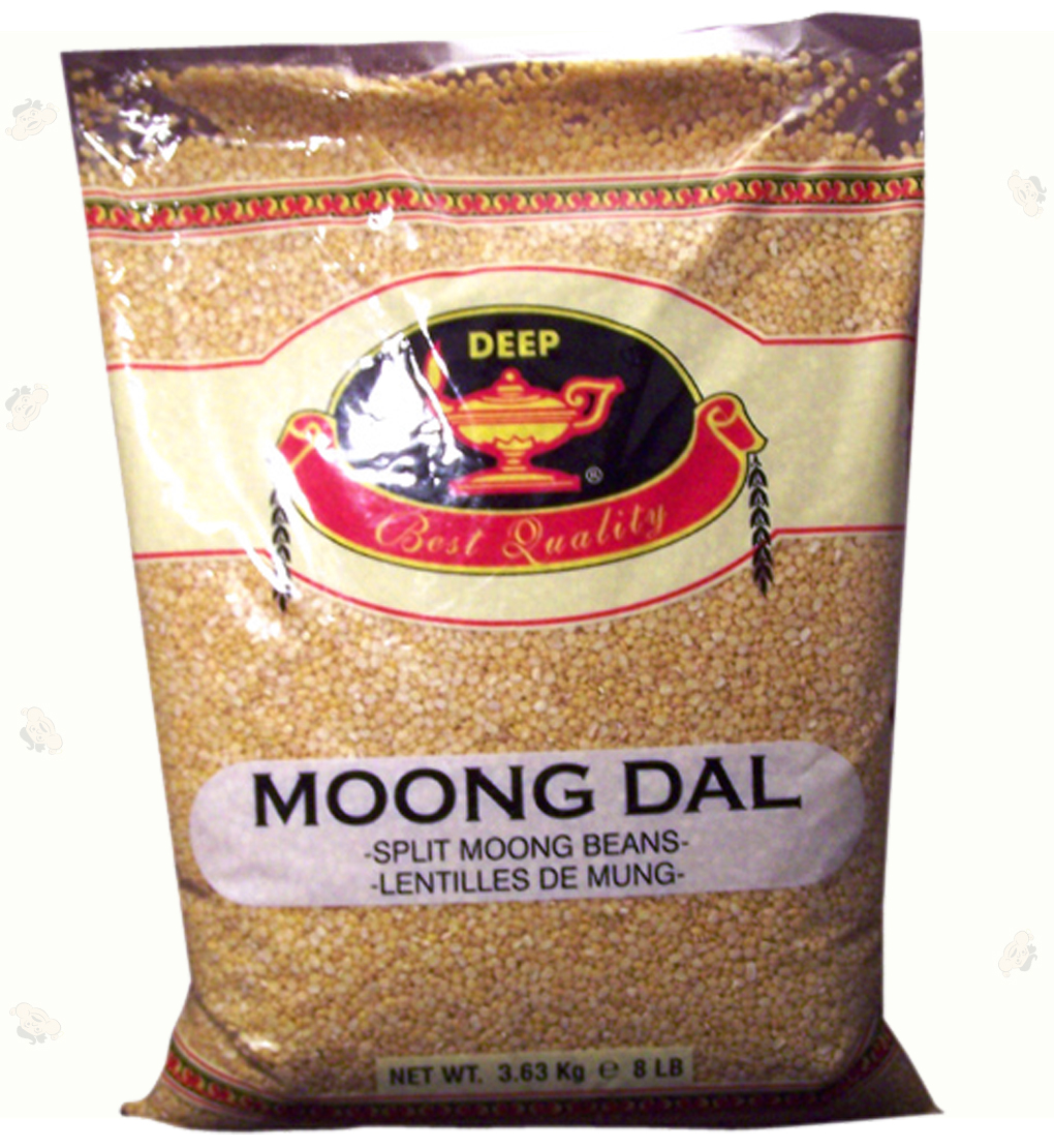 Deep Moong Dal 8lb