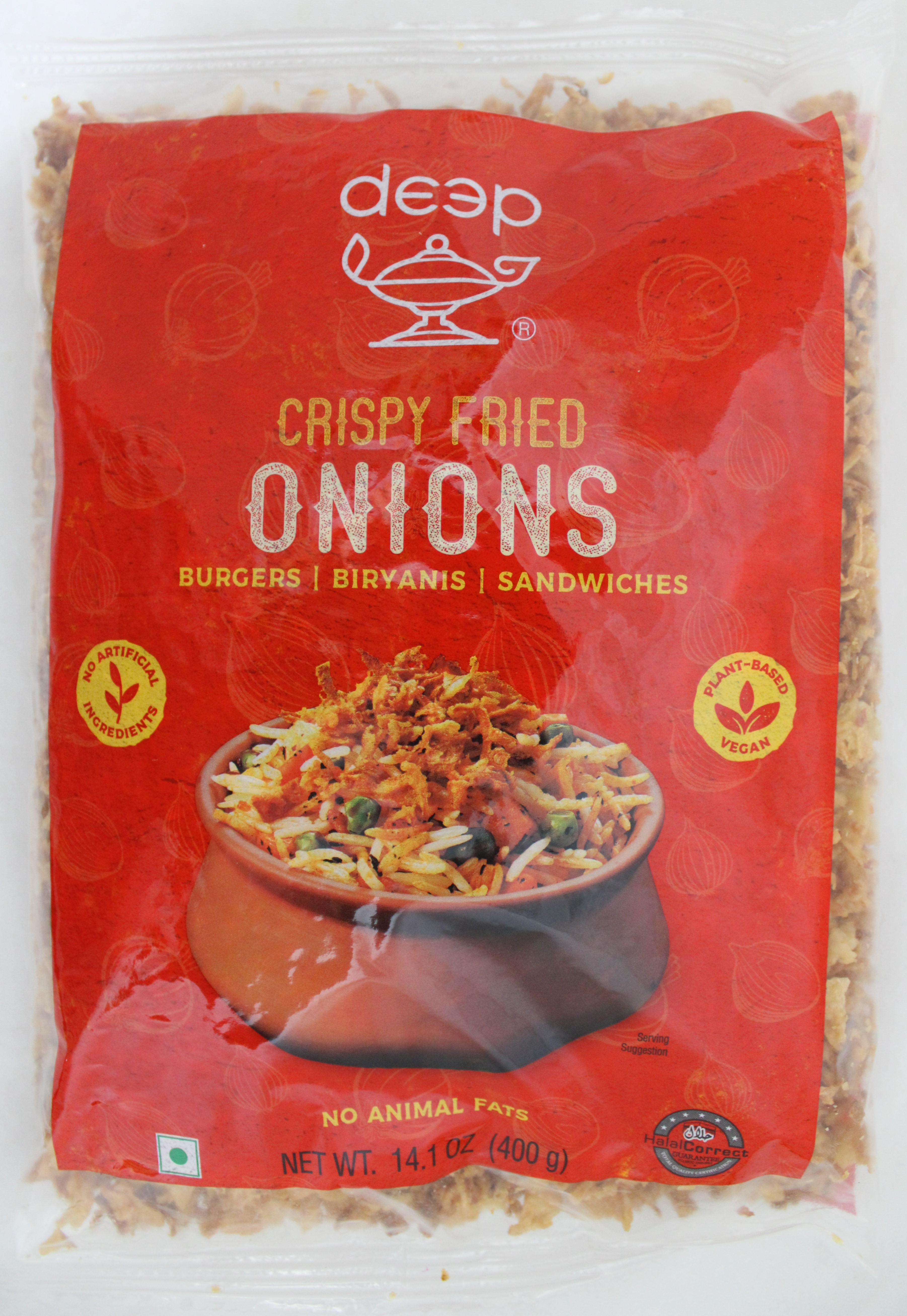 Fried Onion14.1oz