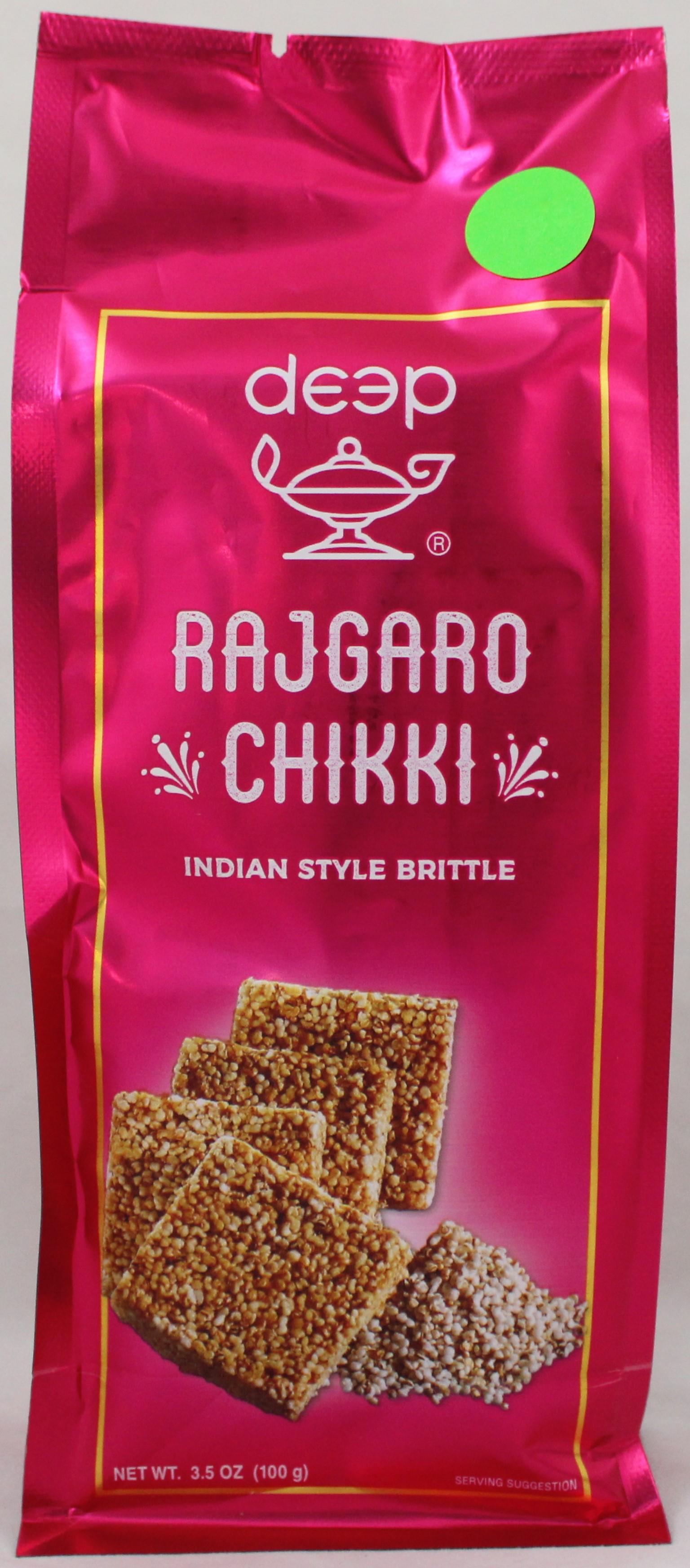 Rajgaro Chikki 3.5 oz