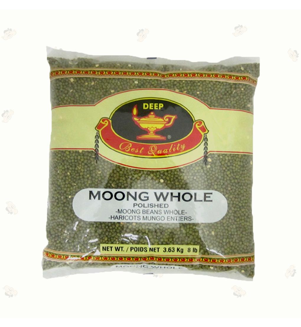 Moong Whole 8lb