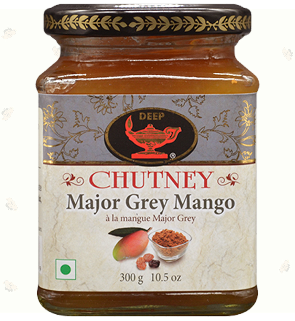 Chutney Major Grey 10.5oz