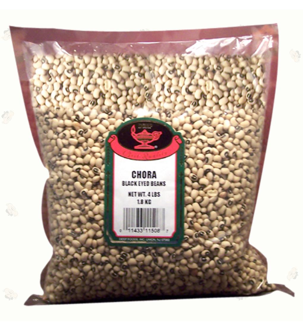 Black Eyed Peas (Chora) 4 lbs