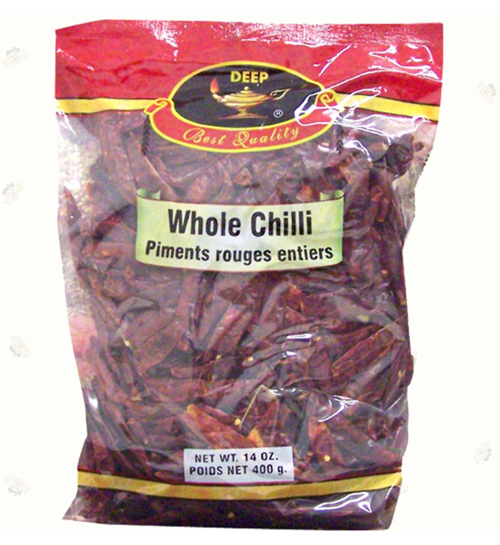 Red Chilli Whole 14oz