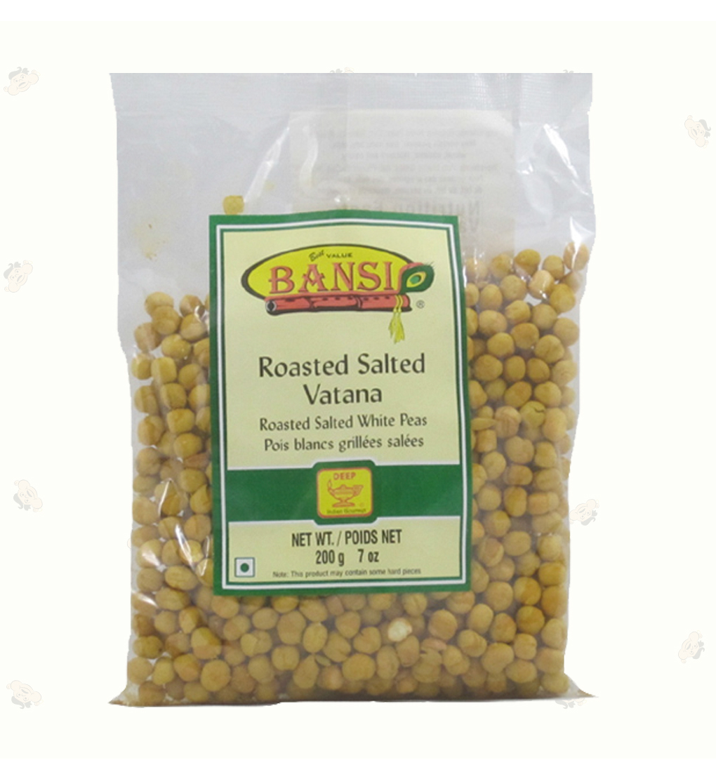 Roasted Salted Vatana (Peas) 7oz