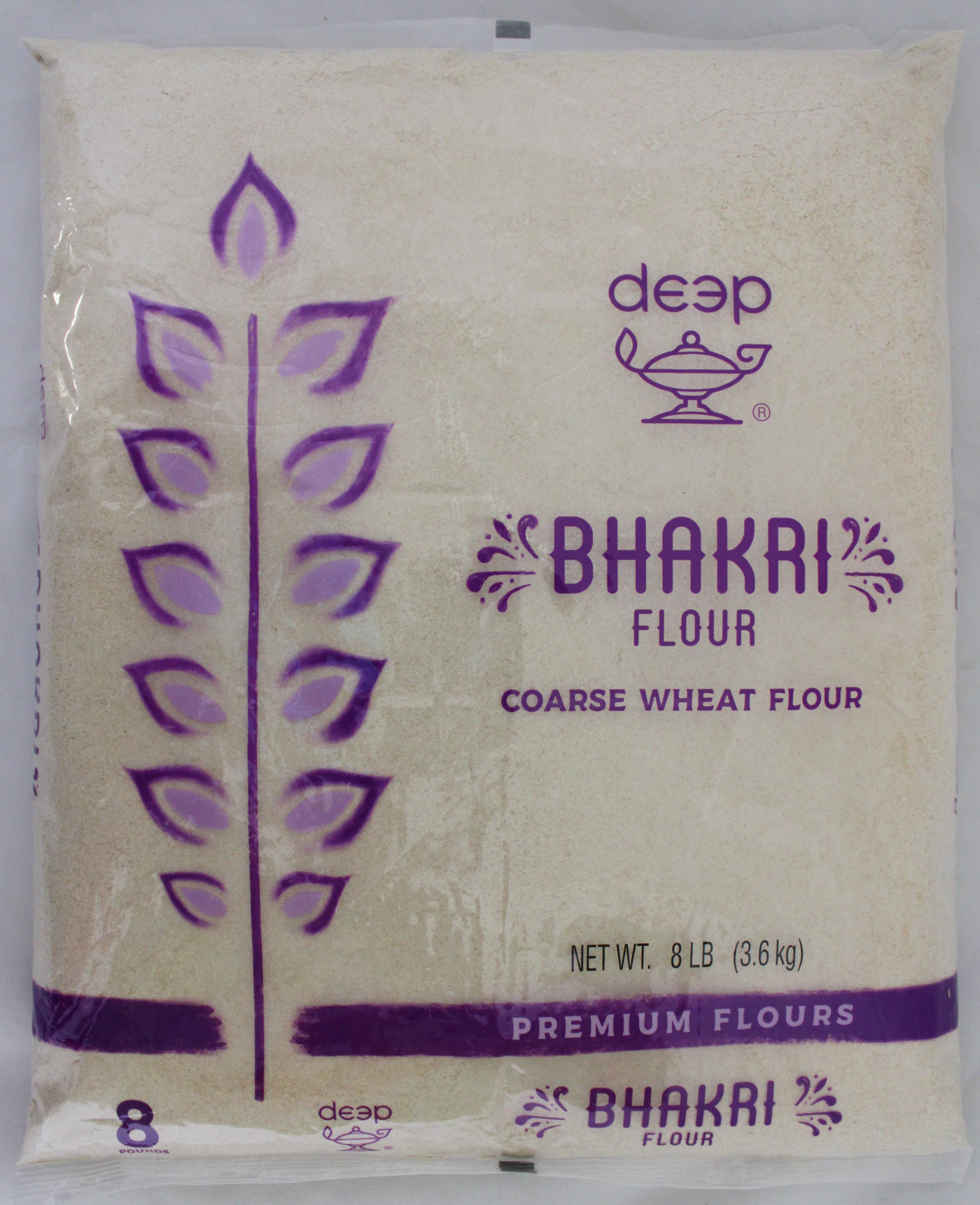 Bhakri Flour 8lb